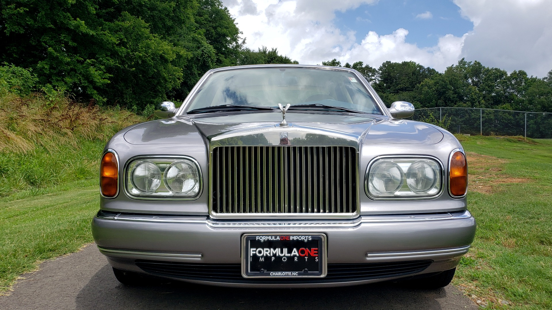 Used 1999 Rolls-Royce SILVER SERAPH 5.4L V12 / AUTO TRANS / LOW MILES / VERY CLEAN! for sale Sold at Formula Imports in Charlotte NC 28227 10