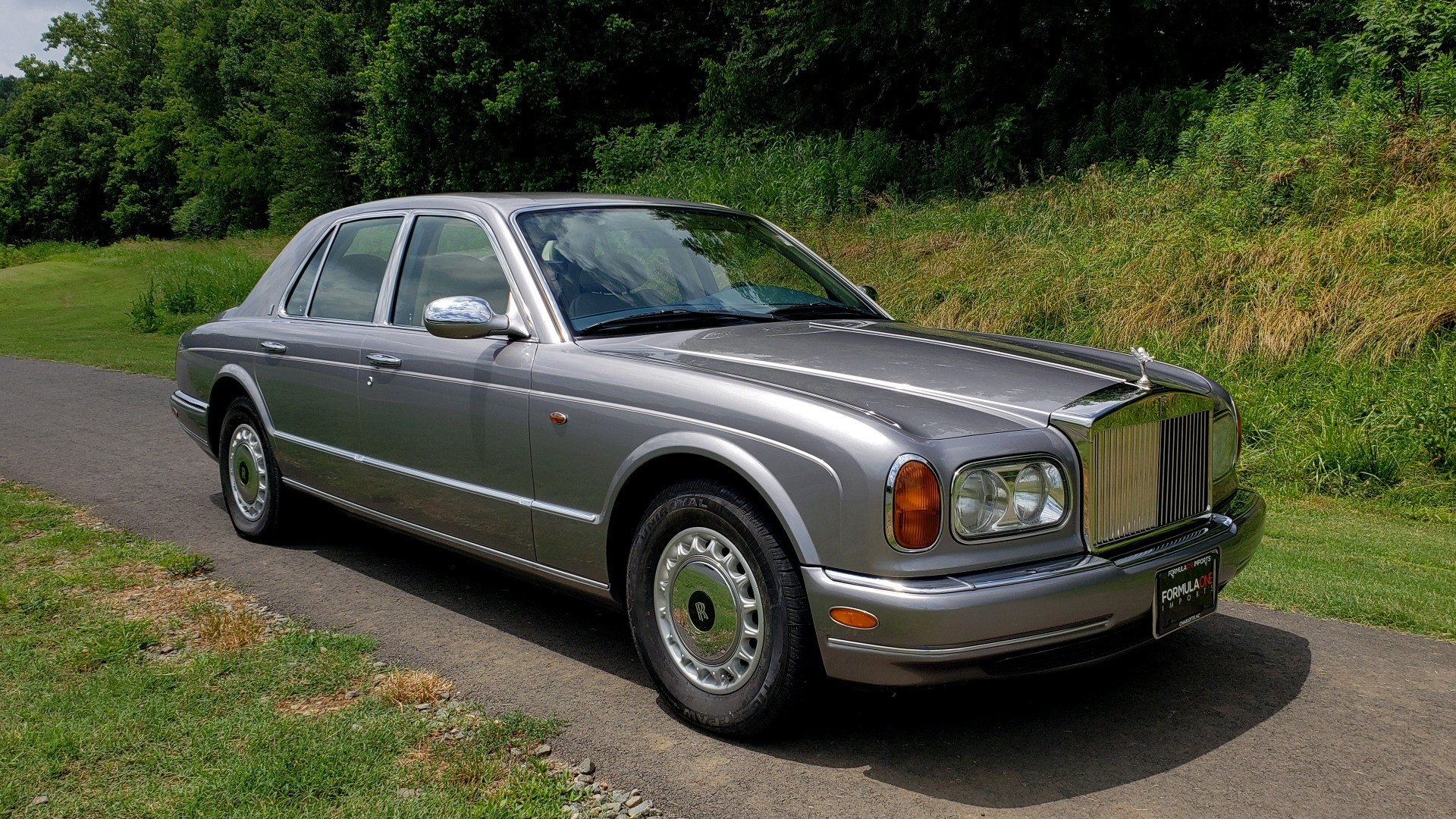 Used 1999 Rolls-Royce SILVER SERAPH 5.4L V12 / AUTO TRANS / LOW MILES / VERY CLEAN! for sale $34,999 at Formula Imports in Charlotte NC 28227 19