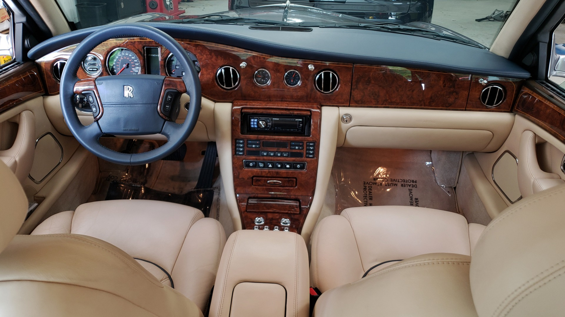 Used 1999 Rolls-Royce SILVER SERAPH 5.4L V12 / AUTO TRANS / LOW MILES / VERY CLEAN! for sale $34,999 at Formula Imports in Charlotte NC 28227 55