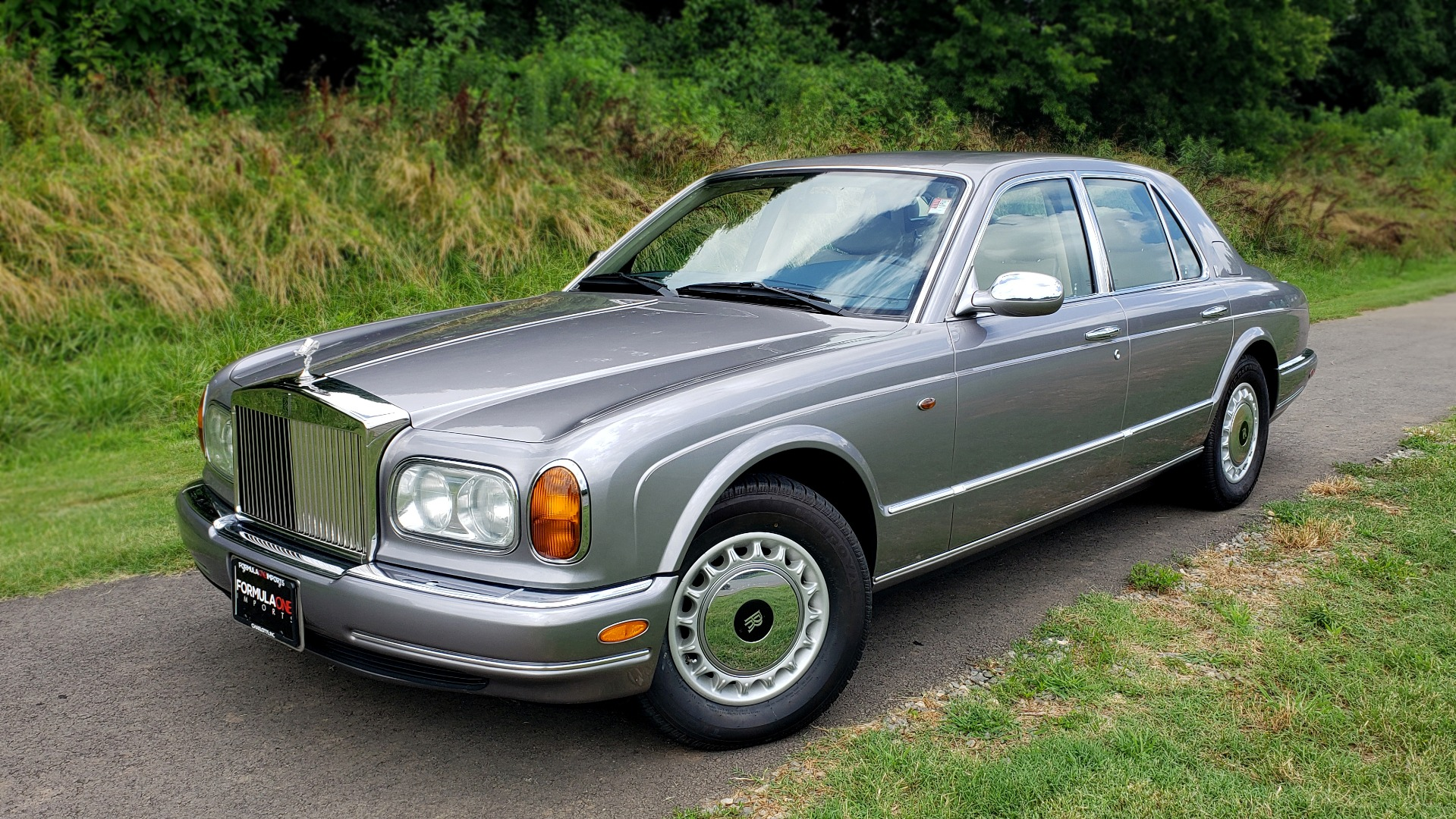 Used 1999 Rolls-Royce SILVER SERAPH 5.4L V12 / AUTO TRANS / LOW MILES / VERY CLEAN! for sale $34,999 at Formula Imports in Charlotte NC 28227 1