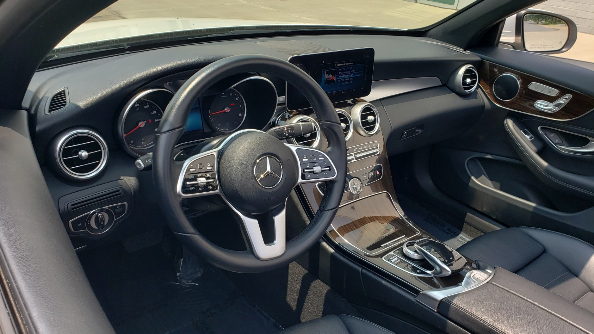 Used 2019 Mercedes-Benz C-CLASS C 300 CABRIOLET 2.0L / AUTO / NAV / HD RADIO / REARVIEW for sale $46,995 at Formula Imports in Charlotte NC 28227 15