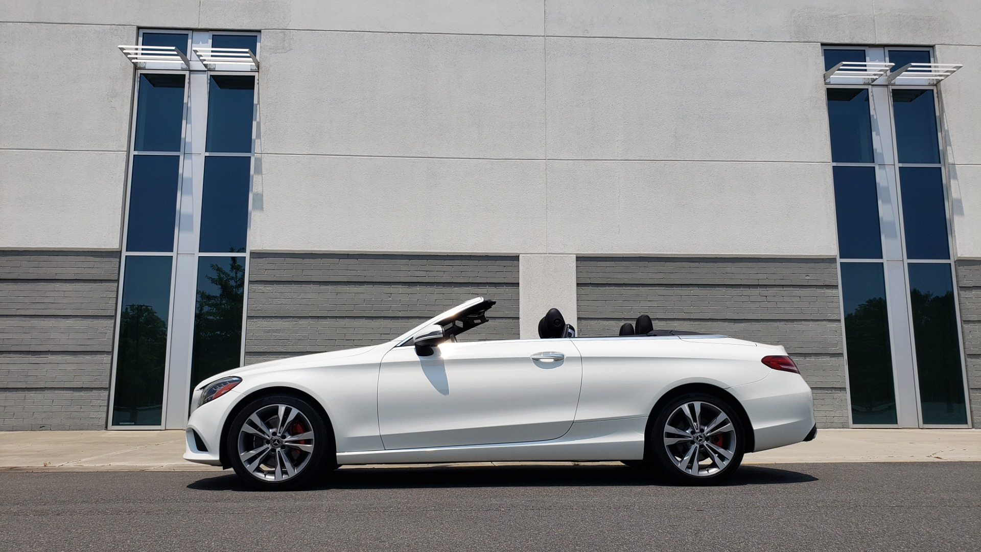 Used 2019 Mercedes-Benz C-CLASS C 300 CABRIOLET 2.0L / AUTO / NAV / HD RADIO / REARVIEW for sale $46,995 at Formula Imports in Charlotte NC 28227 2