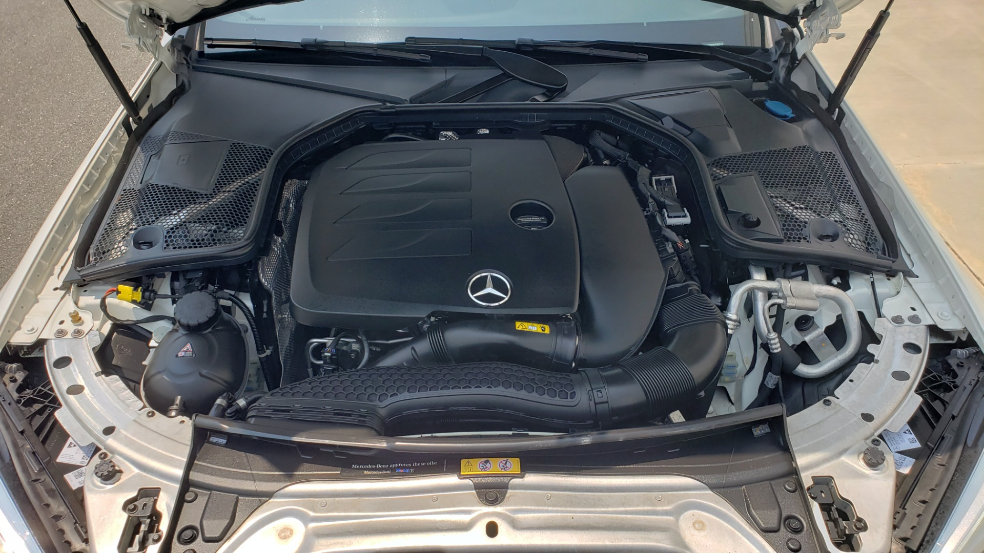 Used 2019 Mercedes-Benz C-CLASS C 300 CABRIOLET 2.0L / AUTO / NAV / HD RADIO / REARVIEW for sale $46,995 at Formula Imports in Charlotte NC 28227 20