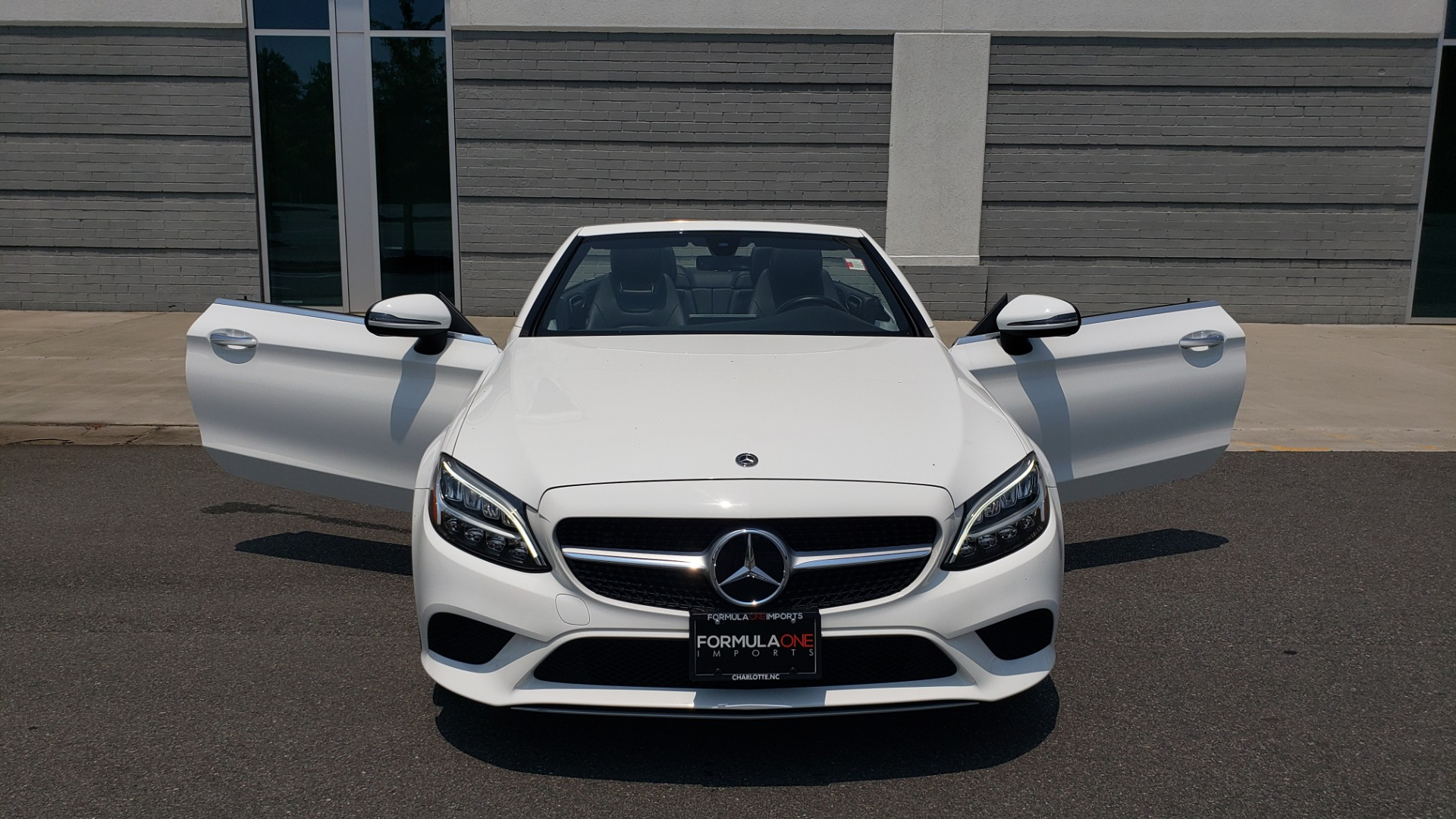 Used 2019 Mercedes-Benz C-CLASS C 300 CABRIOLET 2.0L / AUTO / NAV / HD RADIO / REARVIEW for sale $46,995 at Formula Imports in Charlotte NC 28227 24