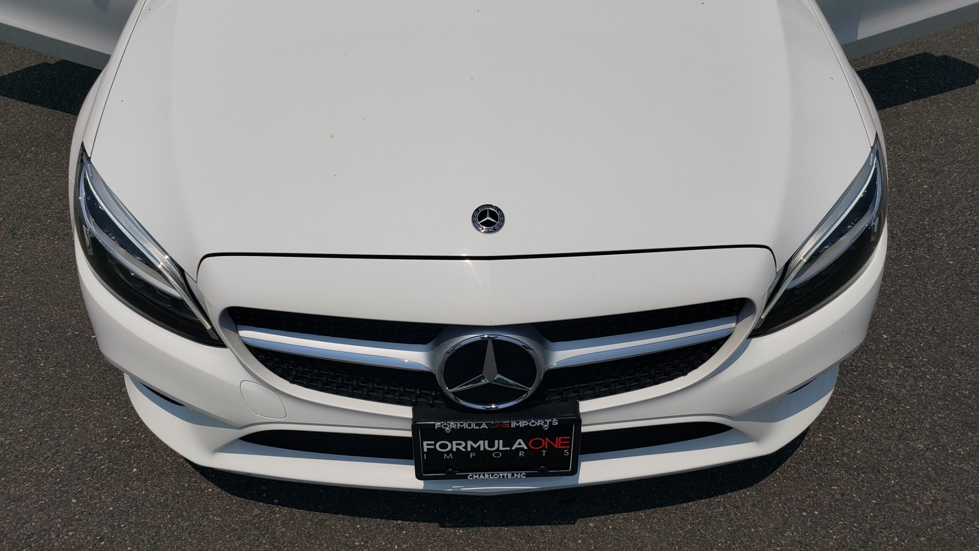 Used 2019 Mercedes-Benz C-CLASS C 300 CABRIOLET 2.0L / AUTO / NAV / HD RADIO / REARVIEW for sale $46,995 at Formula Imports in Charlotte NC 28227 27