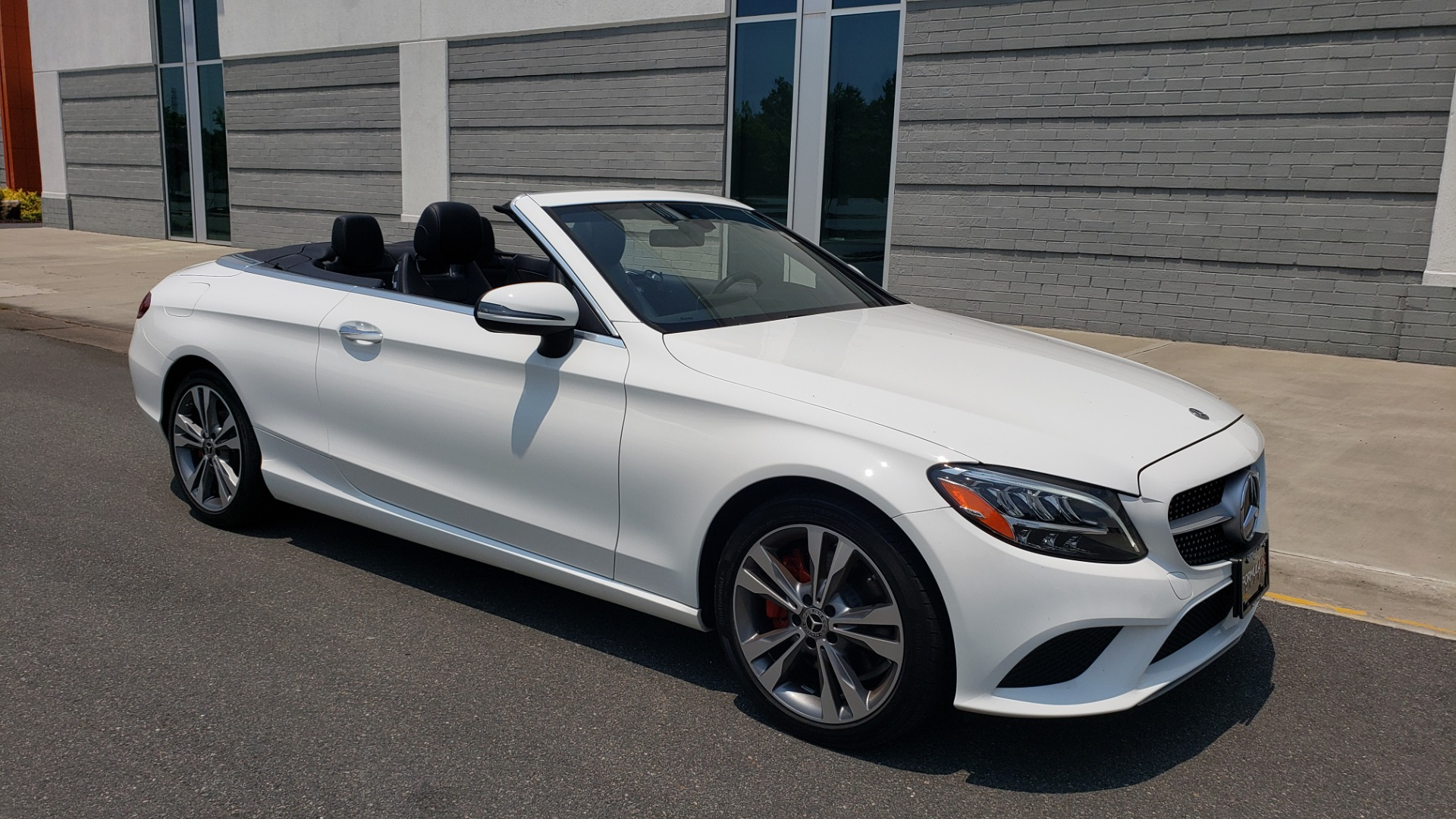 Used 2019 Mercedes-Benz C-CLASS C 300 CABRIOLET 2.0L / AUTO / NAV / HD RADIO / REARVIEW for sale $46,995 at Formula Imports in Charlotte NC 28227 3