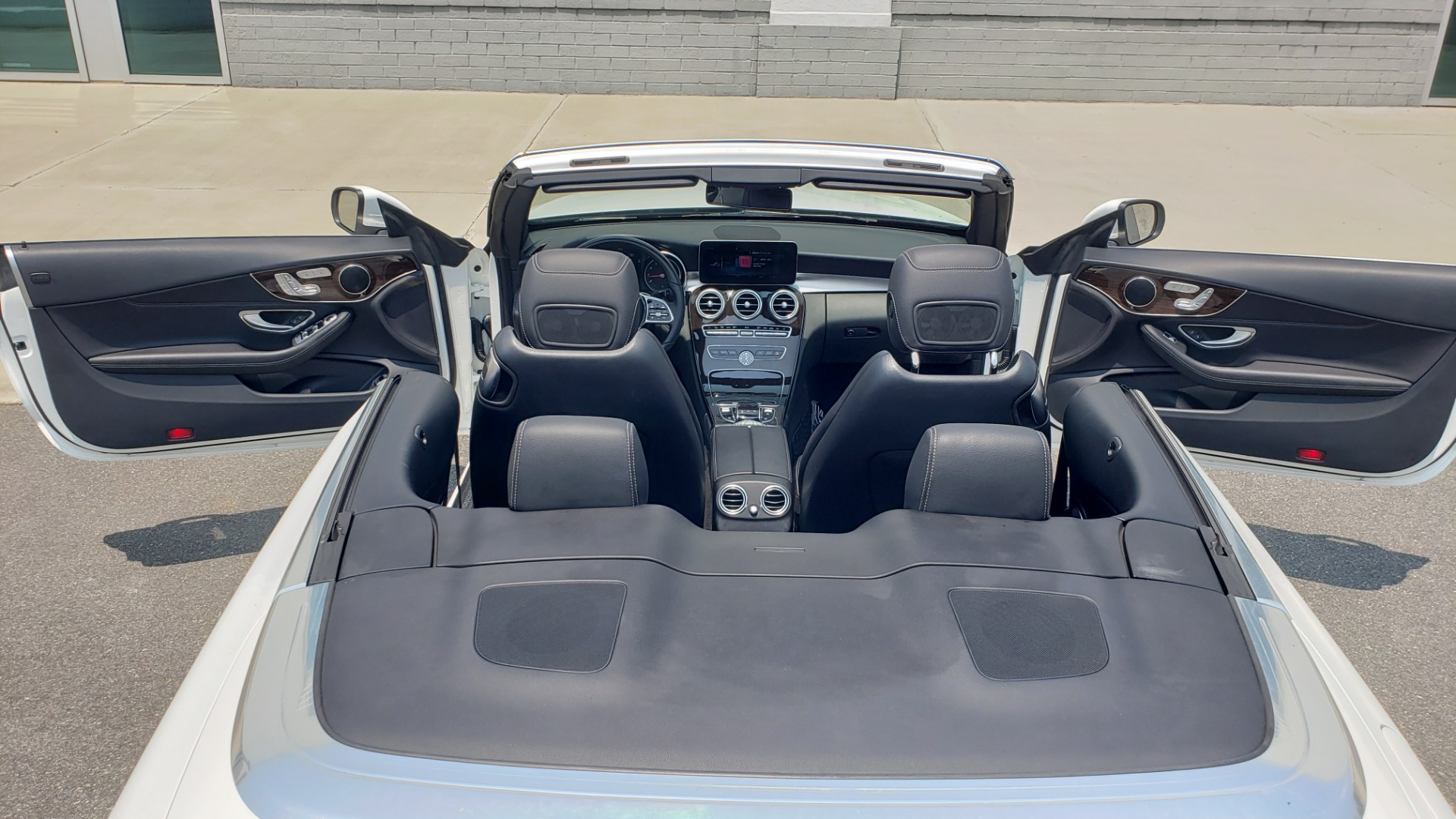 Used 2019 Mercedes-Benz C-CLASS C 300 CABRIOLET 2.0L / AUTO / NAV / HD RADIO / REARVIEW for sale $46,995 at Formula Imports in Charlotte NC 28227 33