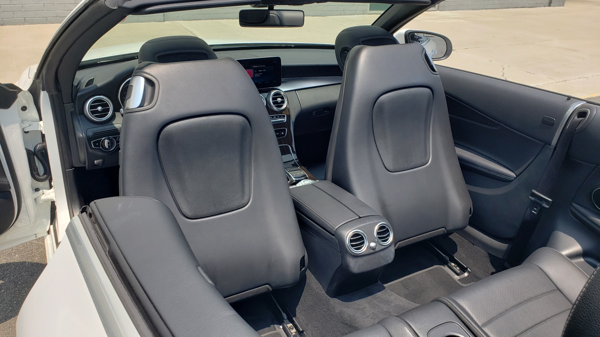 Used 2019 Mercedes-Benz C-CLASS C 300 CABRIOLET 2.0L / AUTO / NAV / HD RADIO / REARVIEW for sale $46,995 at Formula Imports in Charlotte NC 28227 34