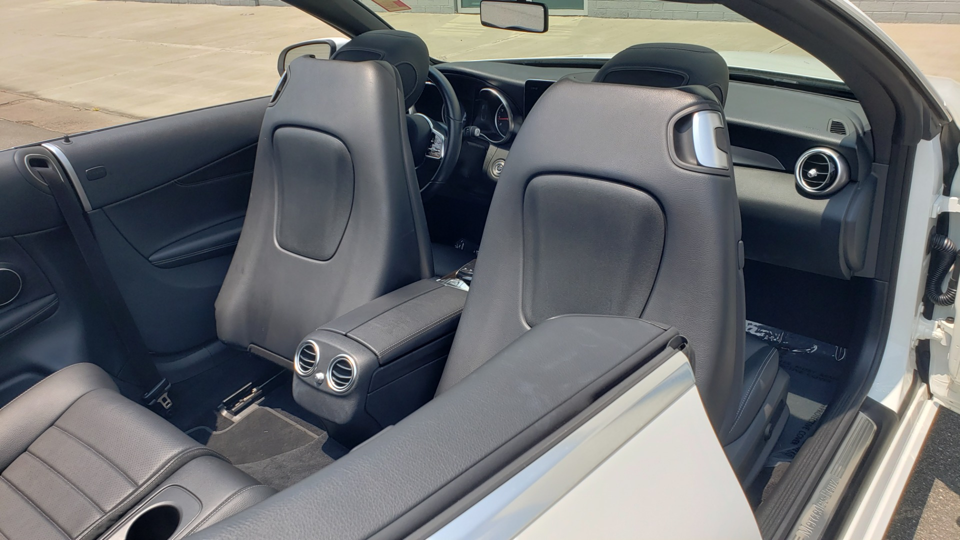 Used 2019 Mercedes-Benz C-CLASS C 300 CABRIOLET 2.0L / AUTO / NAV / HD RADIO / REARVIEW for sale $46,995 at Formula Imports in Charlotte NC 28227 35