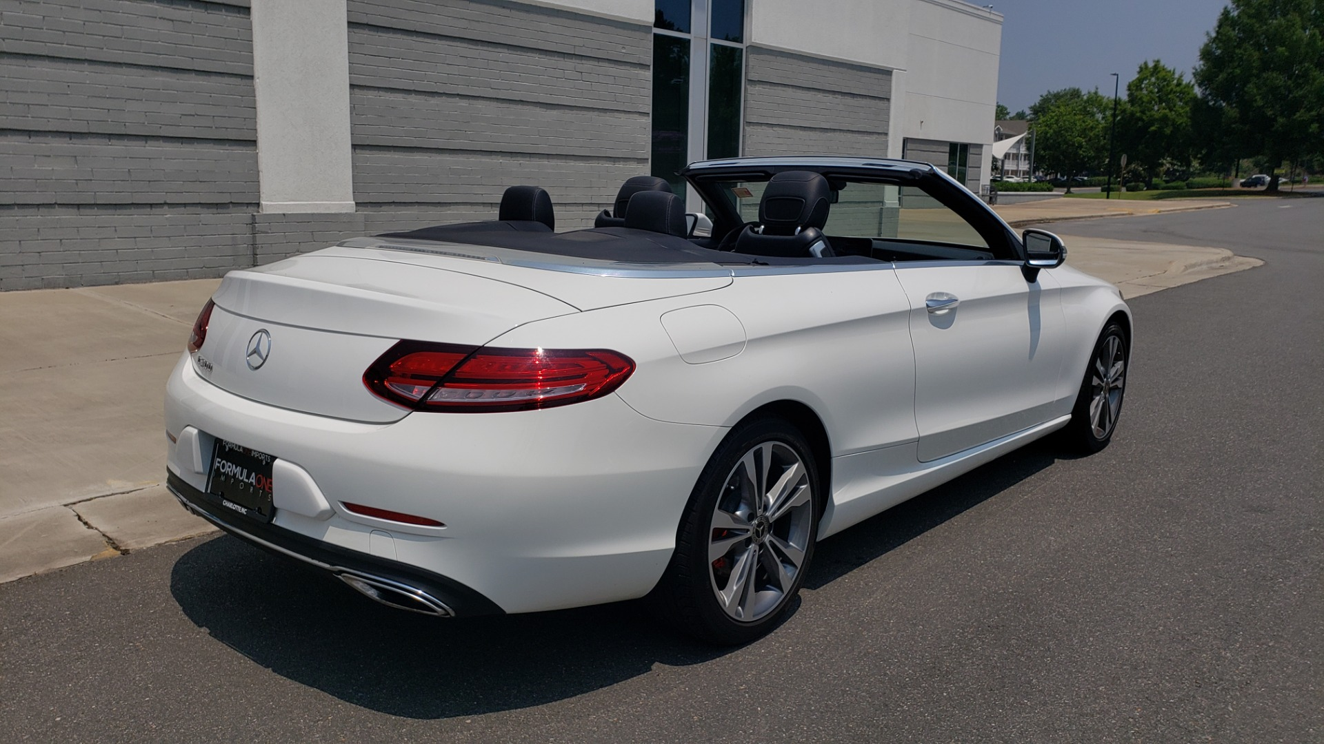 Used 2019 Mercedes-Benz C-CLASS C 300 CABRIOLET 2.0L / AUTO / NAV / HD RADIO / REARVIEW for sale $46,995 at Formula Imports in Charlotte NC 28227 4