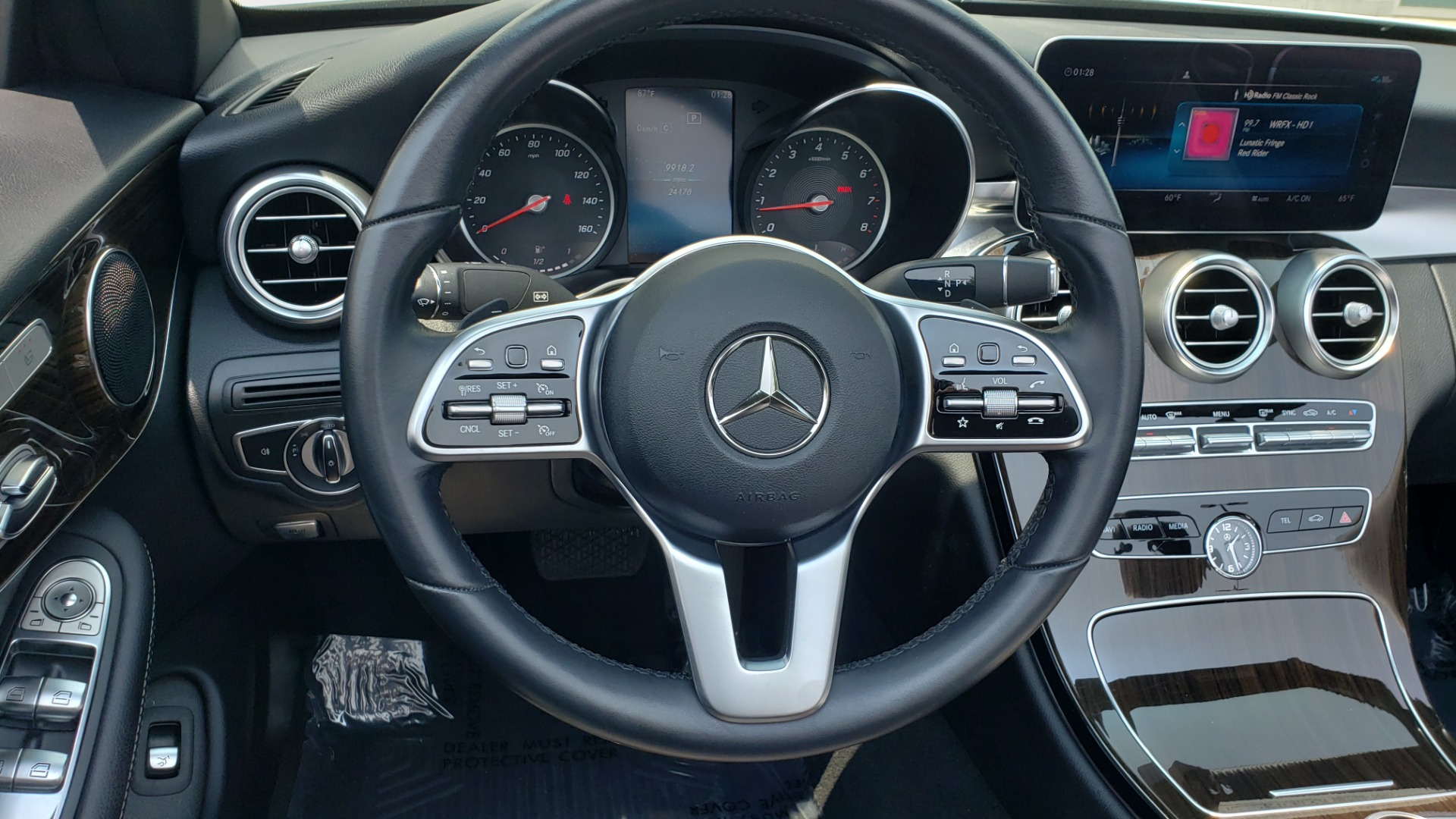 Used 2019 Mercedes-Benz C-CLASS C 300 CABRIOLET 2.0L / AUTO / NAV / HD RADIO / REARVIEW for sale $46,995 at Formula Imports in Charlotte NC 28227 42
