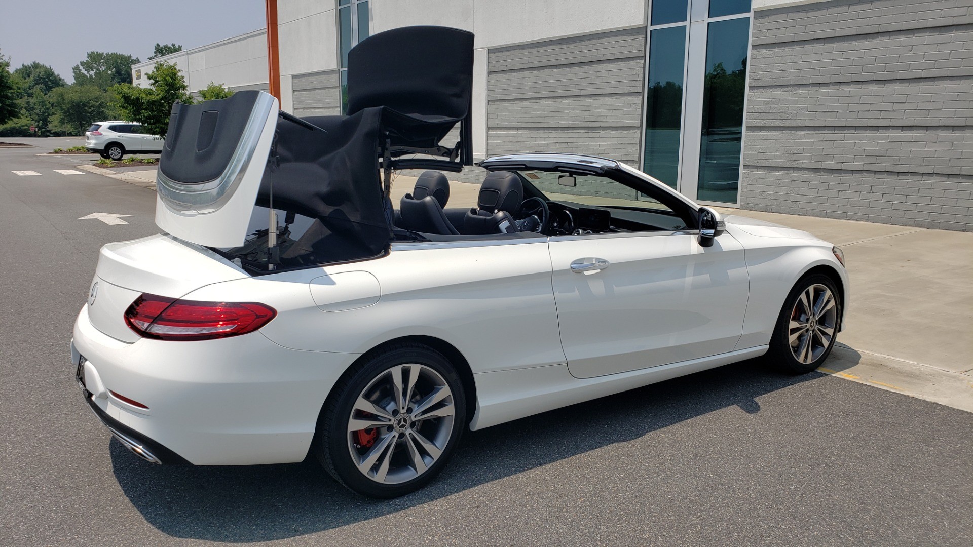 Used 2019 Mercedes-Benz C-CLASS C 300 CABRIOLET 2.0L / AUTO / NAV / HD RADIO / REARVIEW for sale $46,995 at Formula Imports in Charlotte NC 28227 48