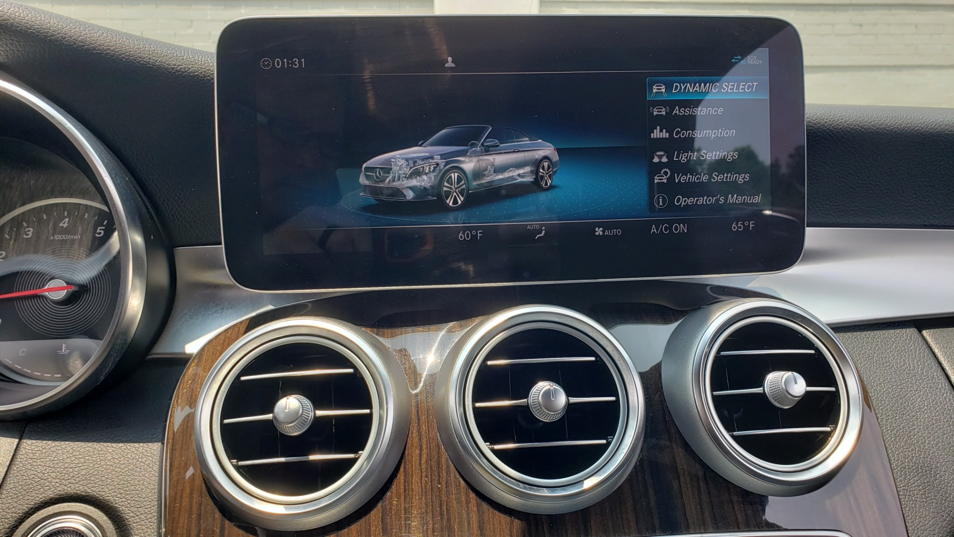 Used 2019 Mercedes-Benz C-CLASS C 300 CABRIOLET 2.0L / AUTO / NAV / HD RADIO / REARVIEW for sale $46,995 at Formula Imports in Charlotte NC 28227 53