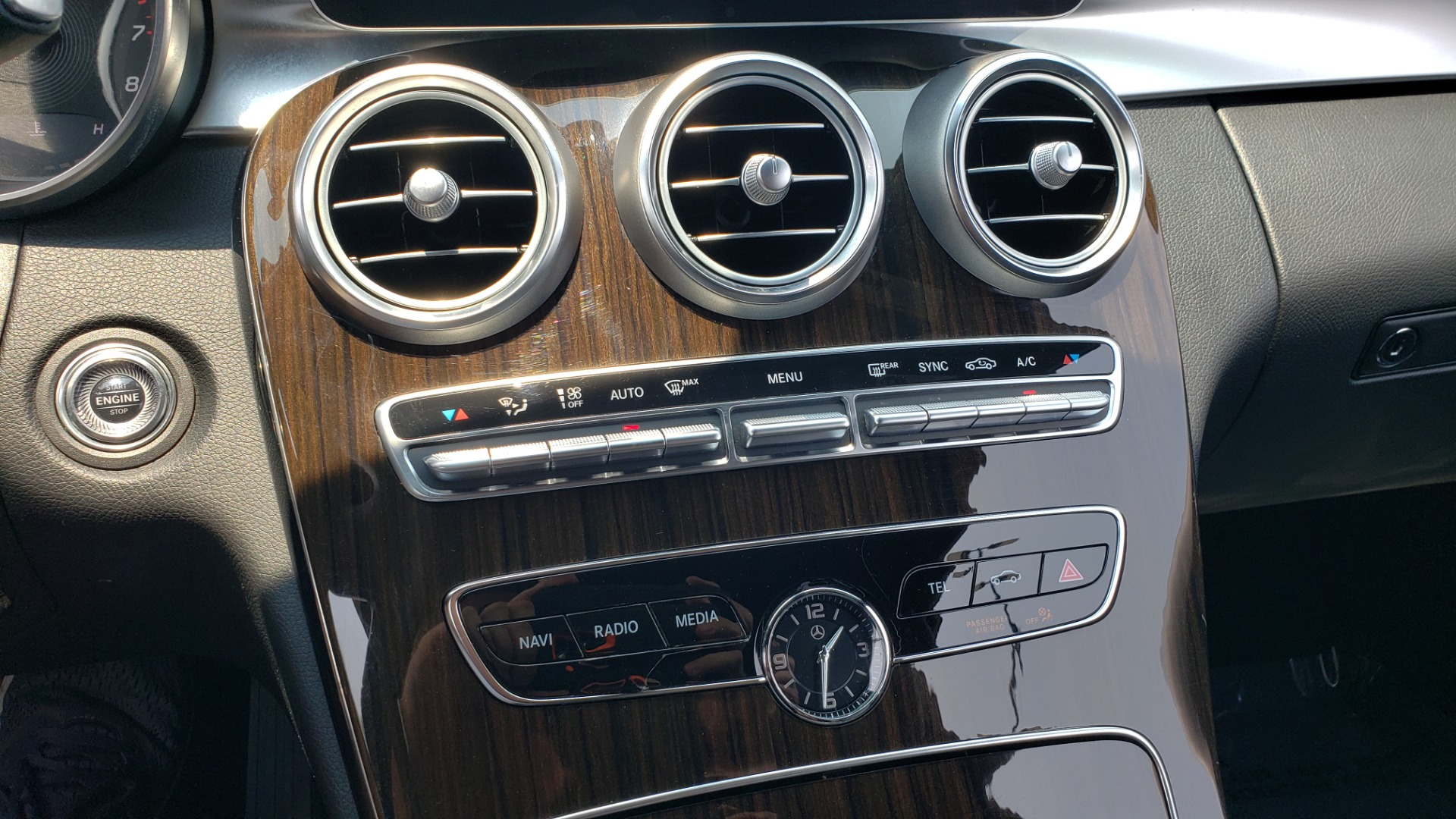 Used 2019 Mercedes-Benz C-CLASS C 300 CABRIOLET 2.0L / AUTO / NAV / HD RADIO / REARVIEW for sale $46,995 at Formula Imports in Charlotte NC 28227 55