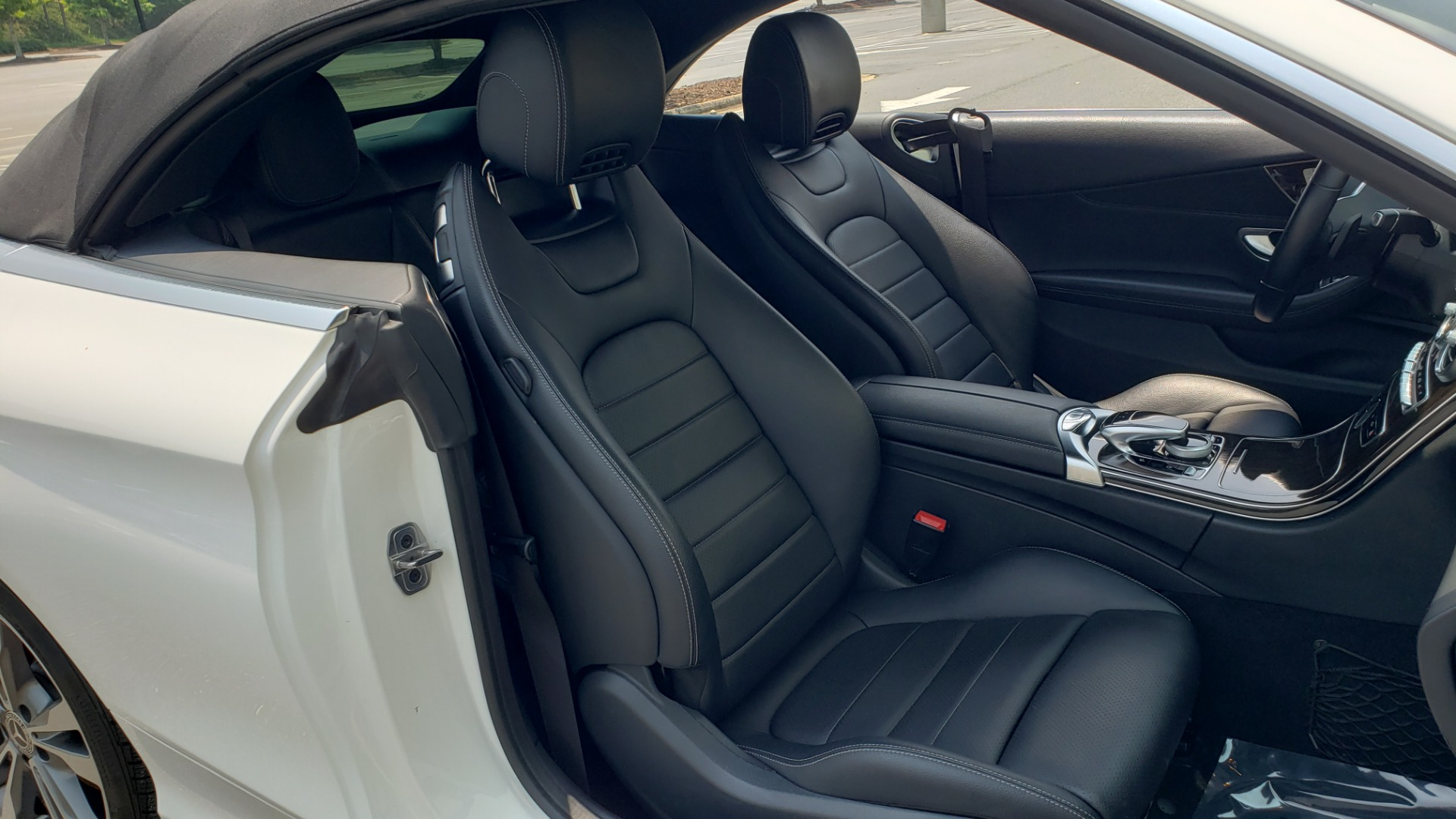 Used 2019 Mercedes-Benz C-CLASS C 300 CABRIOLET 2.0L / AUTO / NAV / HD RADIO / REARVIEW for sale $46,995 at Formula Imports in Charlotte NC 28227 67