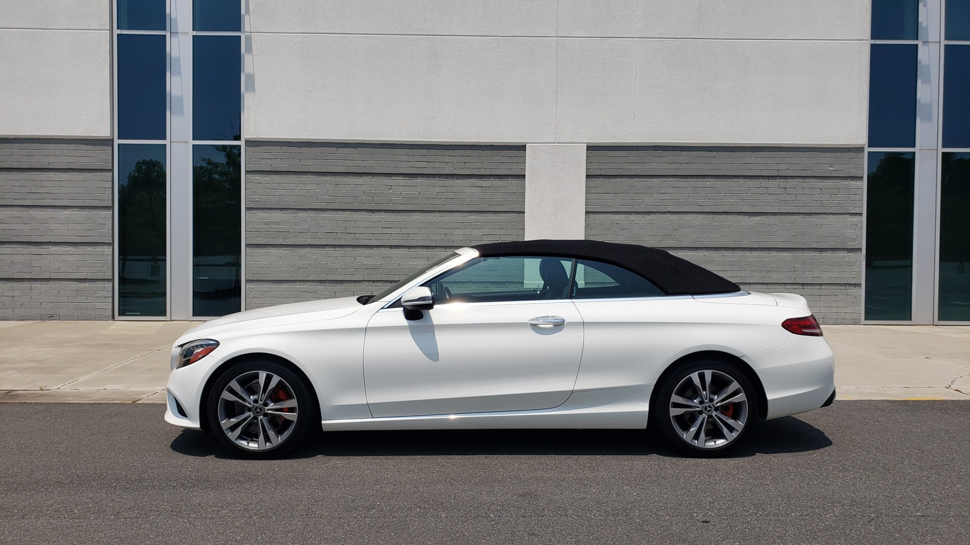 Used 2019 Mercedes-Benz C-CLASS C 300 CABRIOLET 2.0L / AUTO / NAV / HD RADIO / REARVIEW for sale $46,995 at Formula Imports in Charlotte NC 28227 7