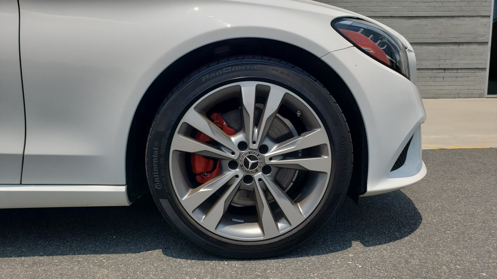 Used 2019 Mercedes-Benz C-CLASS C 300 CABRIOLET 2.0L / AUTO / NAV / HD RADIO / REARVIEW for sale $46,995 at Formula Imports in Charlotte NC 28227 72