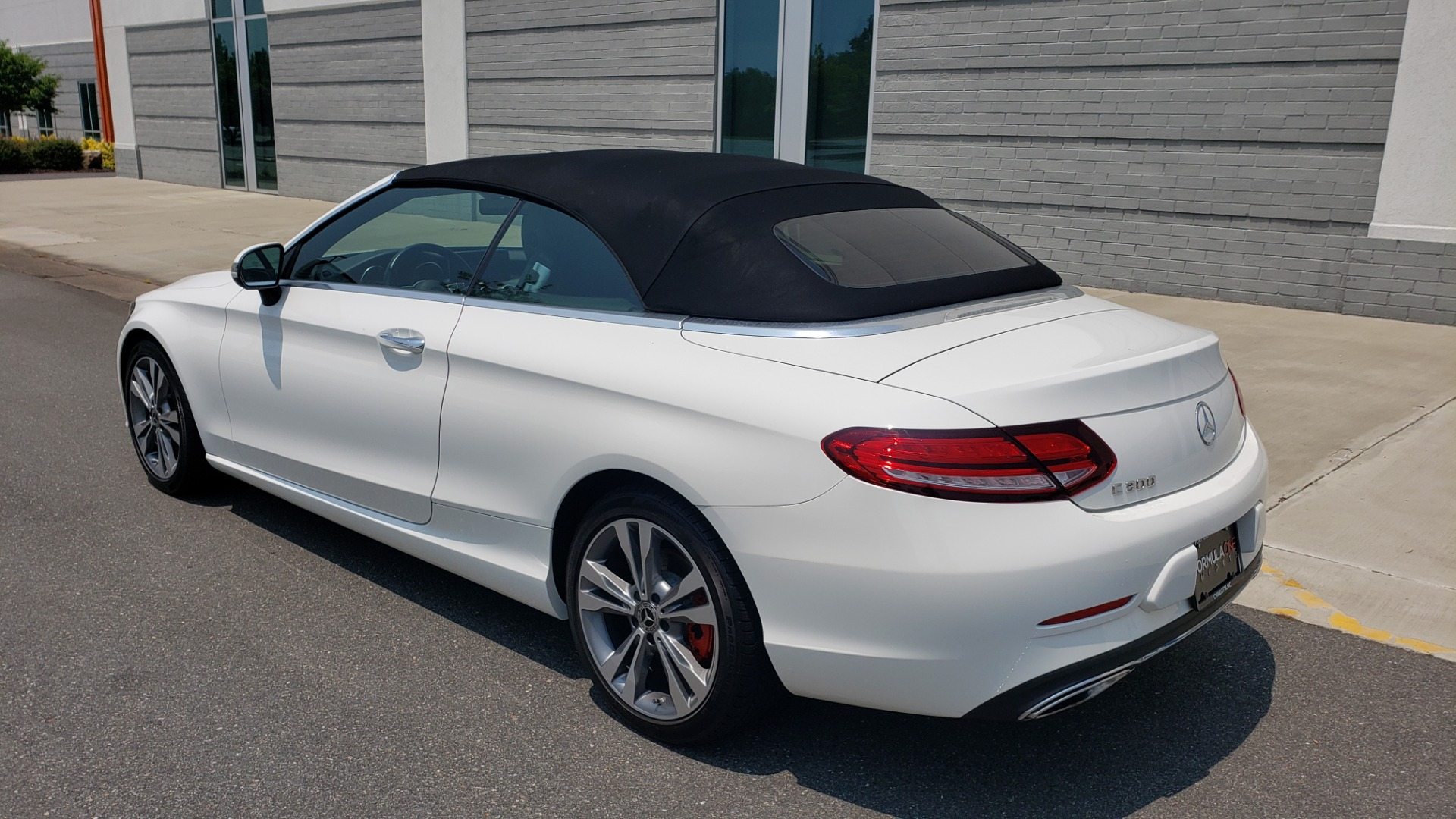 Used 2019 Mercedes-Benz C-CLASS C 300 CABRIOLET 2.0L / AUTO / NAV / HD RADIO / REARVIEW for sale $46,995 at Formula Imports in Charlotte NC 28227 8