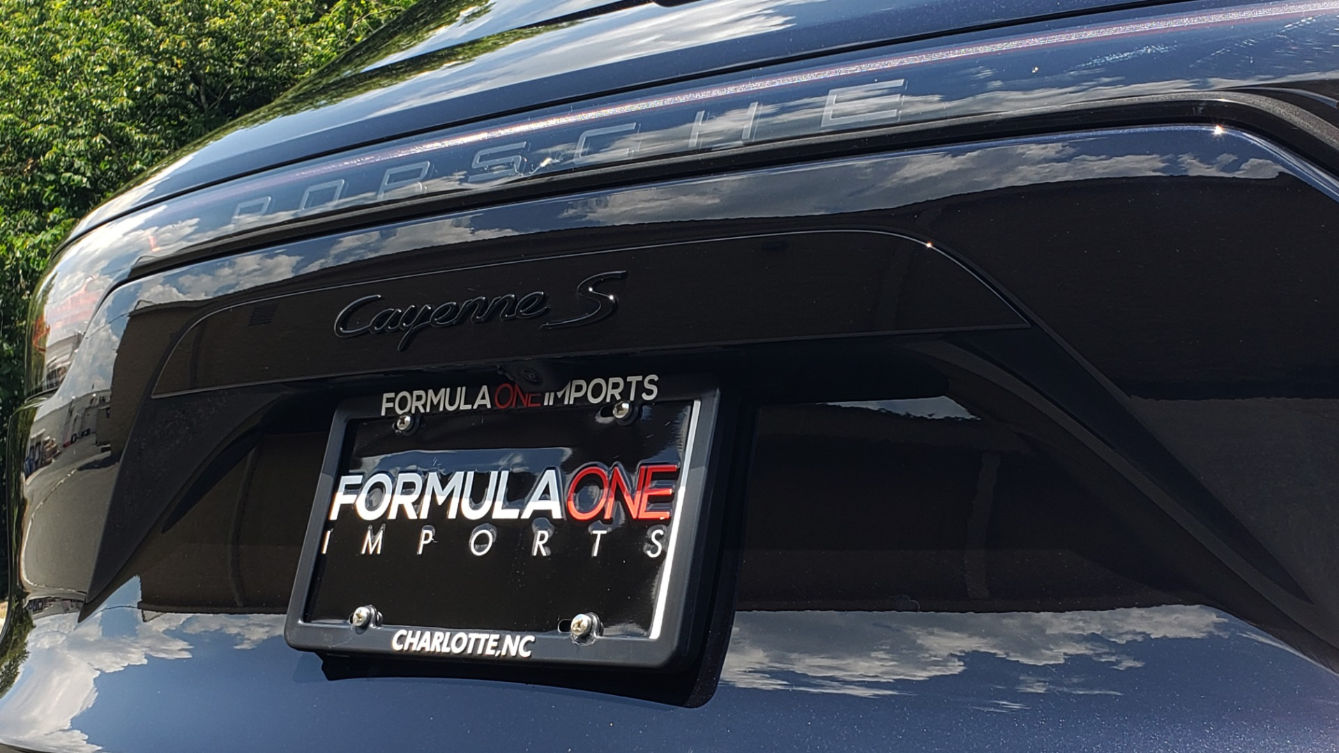 Used 2019 Porsche CAYENNE S AWD / NAV / SUNROOF / BOSE / REARVIEW / LOW MILES for sale Sold at Formula Imports in Charlotte NC 28227 38