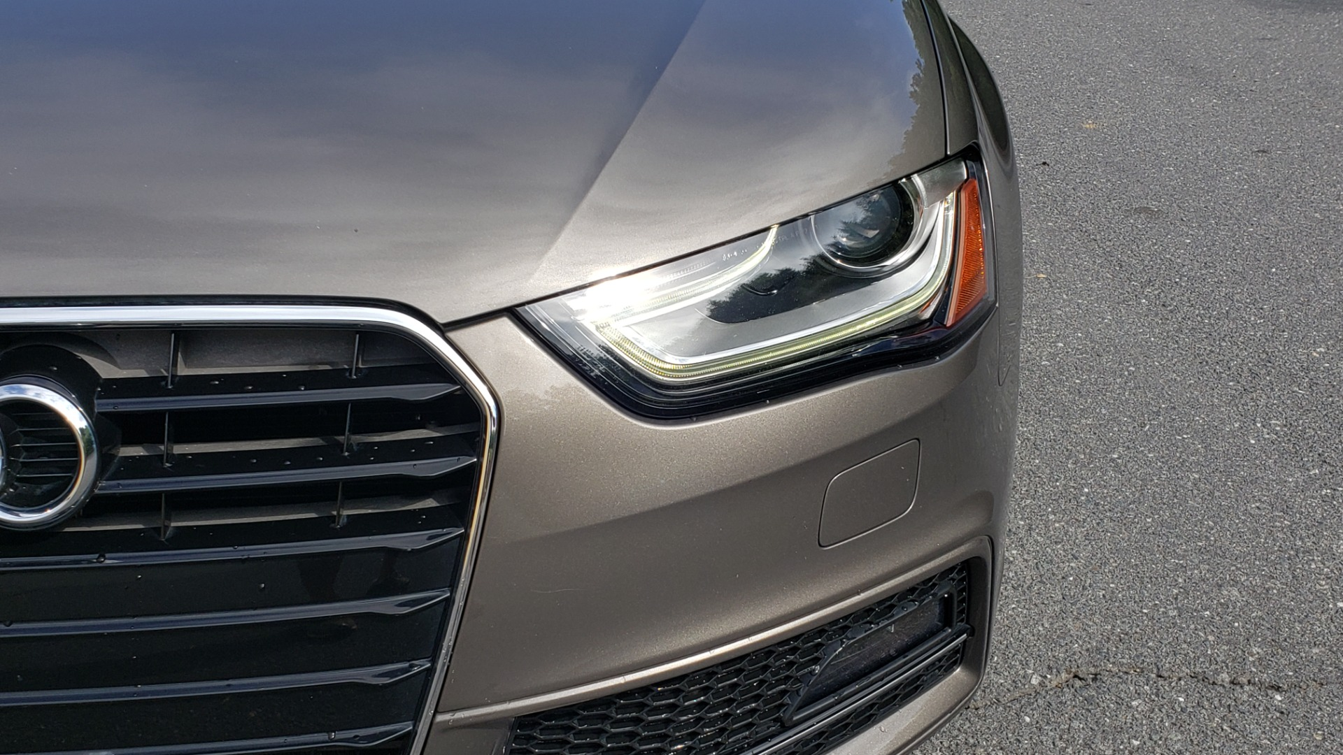 New 2014 Audi A4 PREMIUM / MULTITRONIC / FWD / SUNROOF / AUTO CLIMATE for sale Sold at Formula Imports in Charlotte NC 28227 16