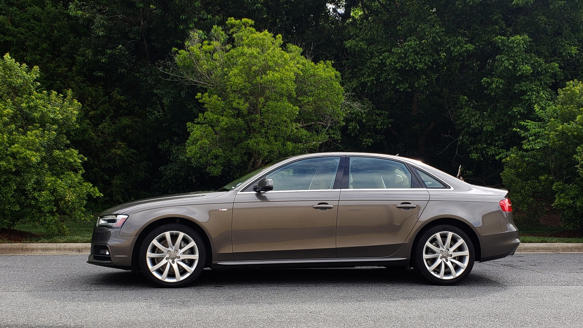 New 2014 Audi A4 PREMIUM / MULTITRONIC / FWD / SUNROOF / AUTO CLIMATE for sale Sold at Formula Imports in Charlotte NC 28227 2