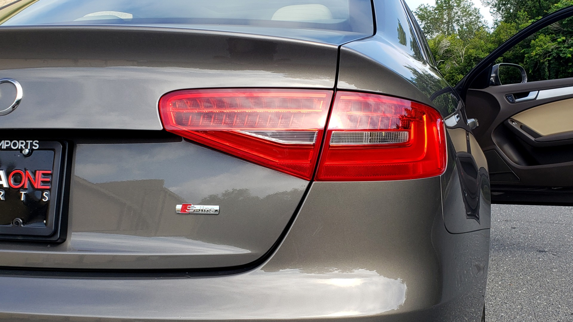 New 2014 Audi A4 PREMIUM / MULTITRONIC / FWD / SUNROOF / AUTO CLIMATE for sale Sold at Formula Imports in Charlotte NC 28227 23