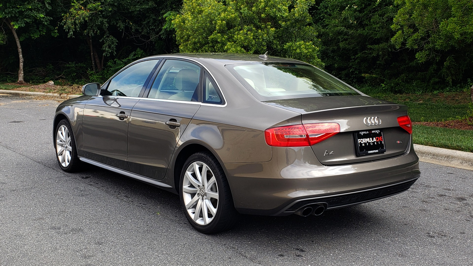 New 2014 Audi A4 PREMIUM / MULTITRONIC / FWD / SUNROOF / AUTO CLIMATE for sale Sold at Formula Imports in Charlotte NC 28227 3