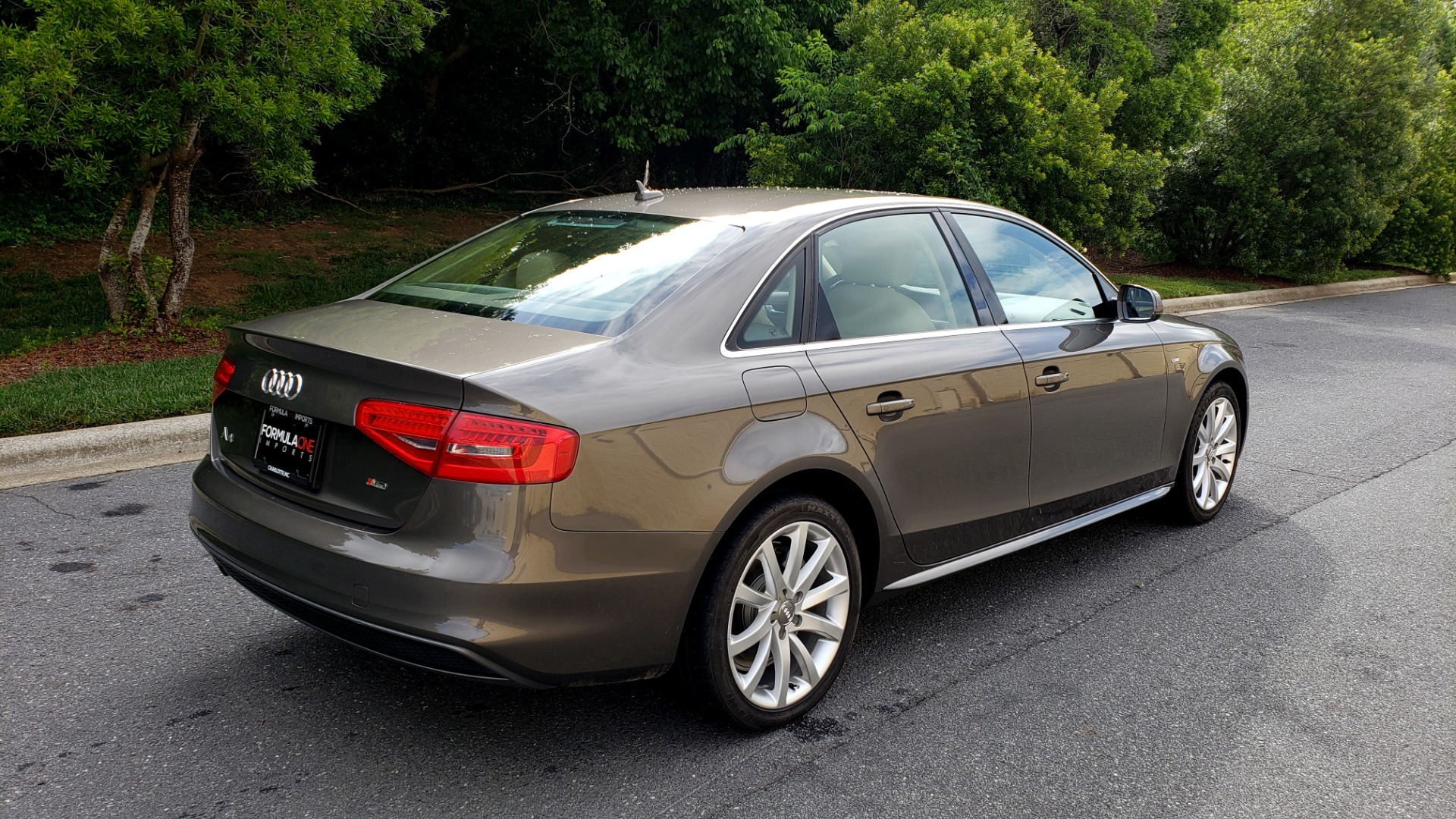 New 2014 Audi A4 PREMIUM / MULTITRONIC / FWD / SUNROOF / AUTO CLIMATE for sale Sold at Formula Imports in Charlotte NC 28227 6