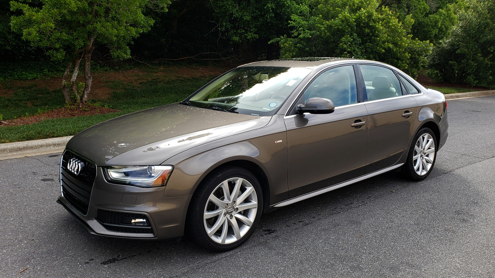 New 2014 Audi A4 PREMIUM / MULTITRONIC / FWD / SUNROOF / AUTO CLIMATE for sale Sold at Formula Imports in Charlotte NC 28227 1