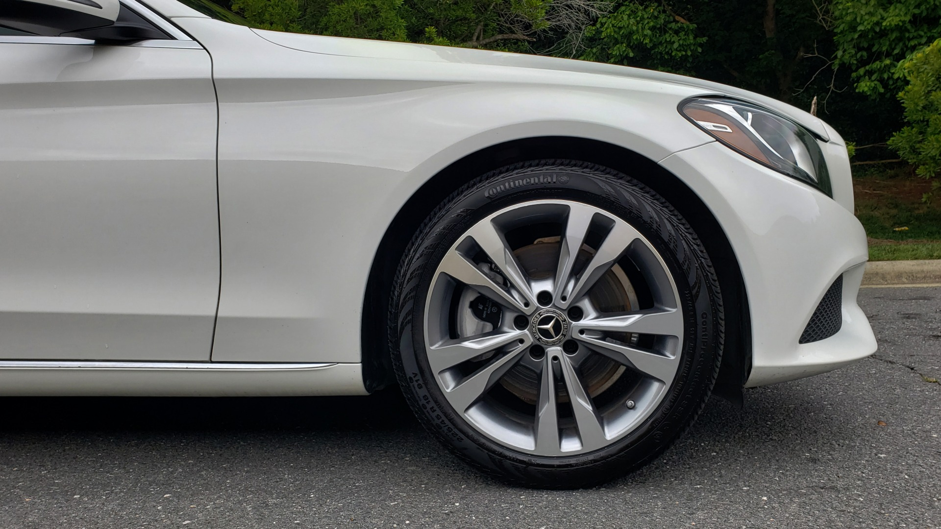 Used 2017 Mercedes-Benz C-CLASS C 300 PREMIUM SEDAN / NAV / PANO-ROOF / HTD STS / REARVIEW for sale Sold at Formula Imports in Charlotte NC 28227 13
