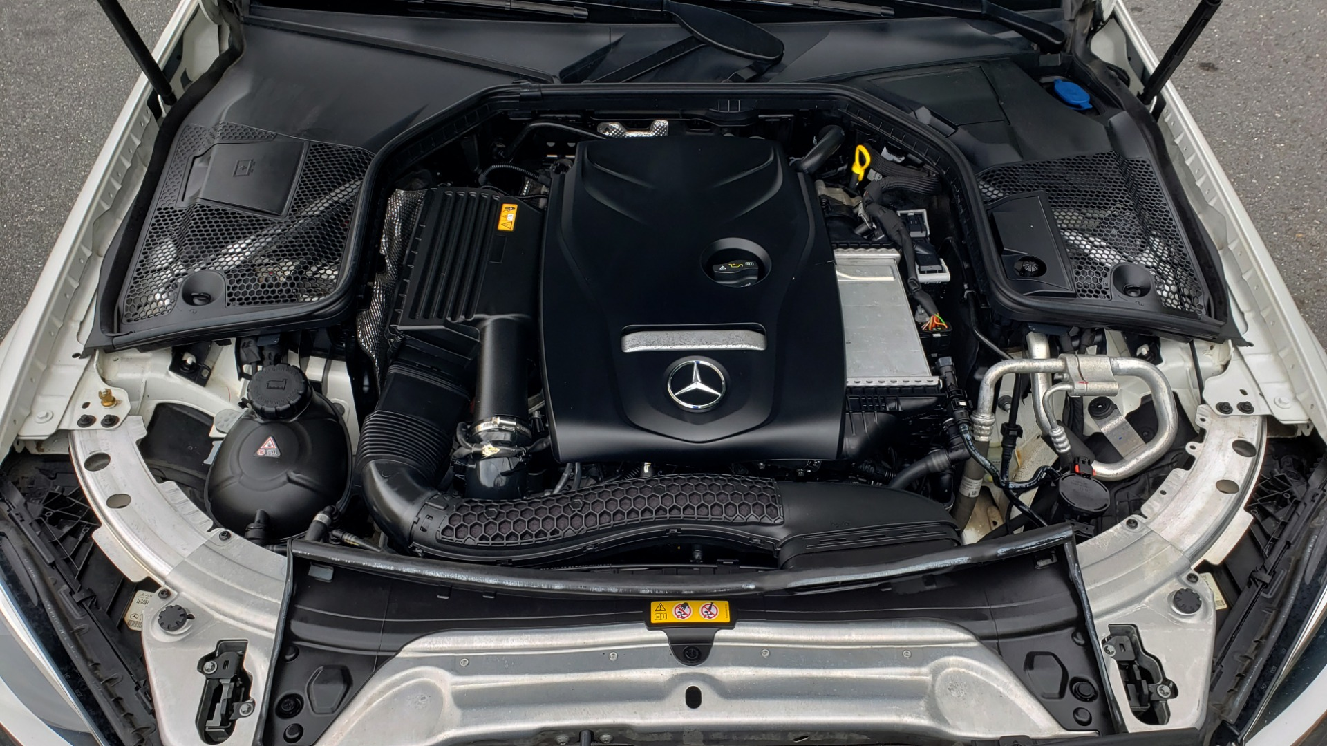 Used 2017 Mercedes-Benz C-CLASS C 300 PREMIUM SEDAN / NAV / PANO-ROOF / HTD STS / REARVIEW for sale Sold at Formula Imports in Charlotte NC 28227 15