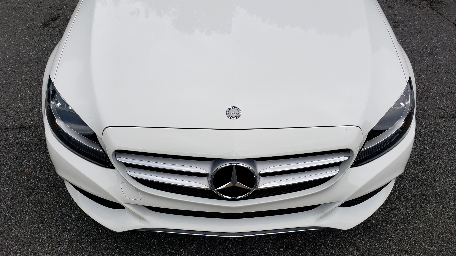 Used 2017 Mercedes-Benz C-CLASS C 300 PREMIUM SEDAN / NAV / PANO-ROOF / HTD STS / REARVIEW for sale Sold at Formula Imports in Charlotte NC 28227 25