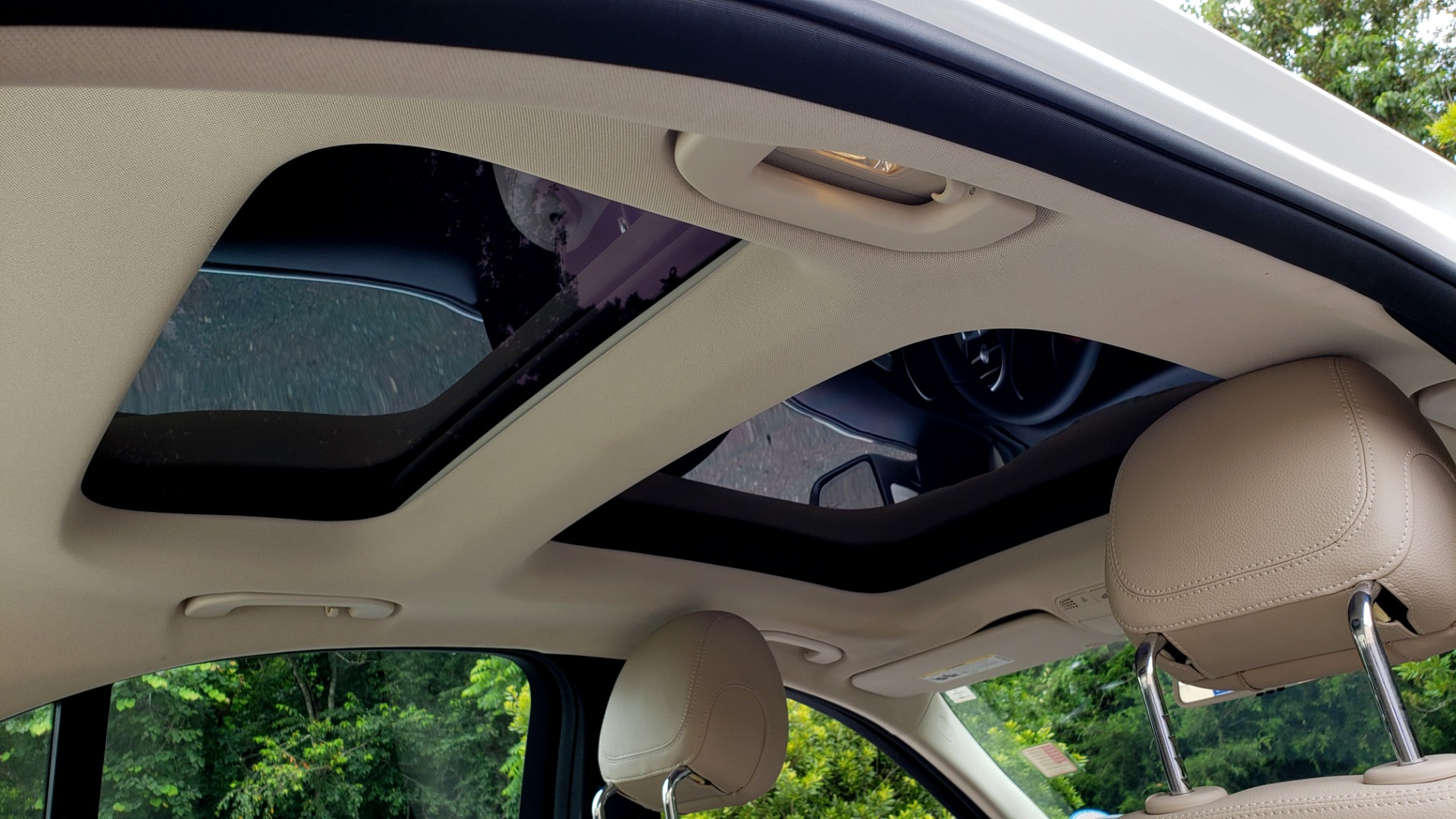 Used 2017 Mercedes-Benz C-CLASS C 300 PREMIUM SEDAN / NAV / PANO-ROOF / HTD STS / REARVIEW for sale Sold at Formula Imports in Charlotte NC 28227 74