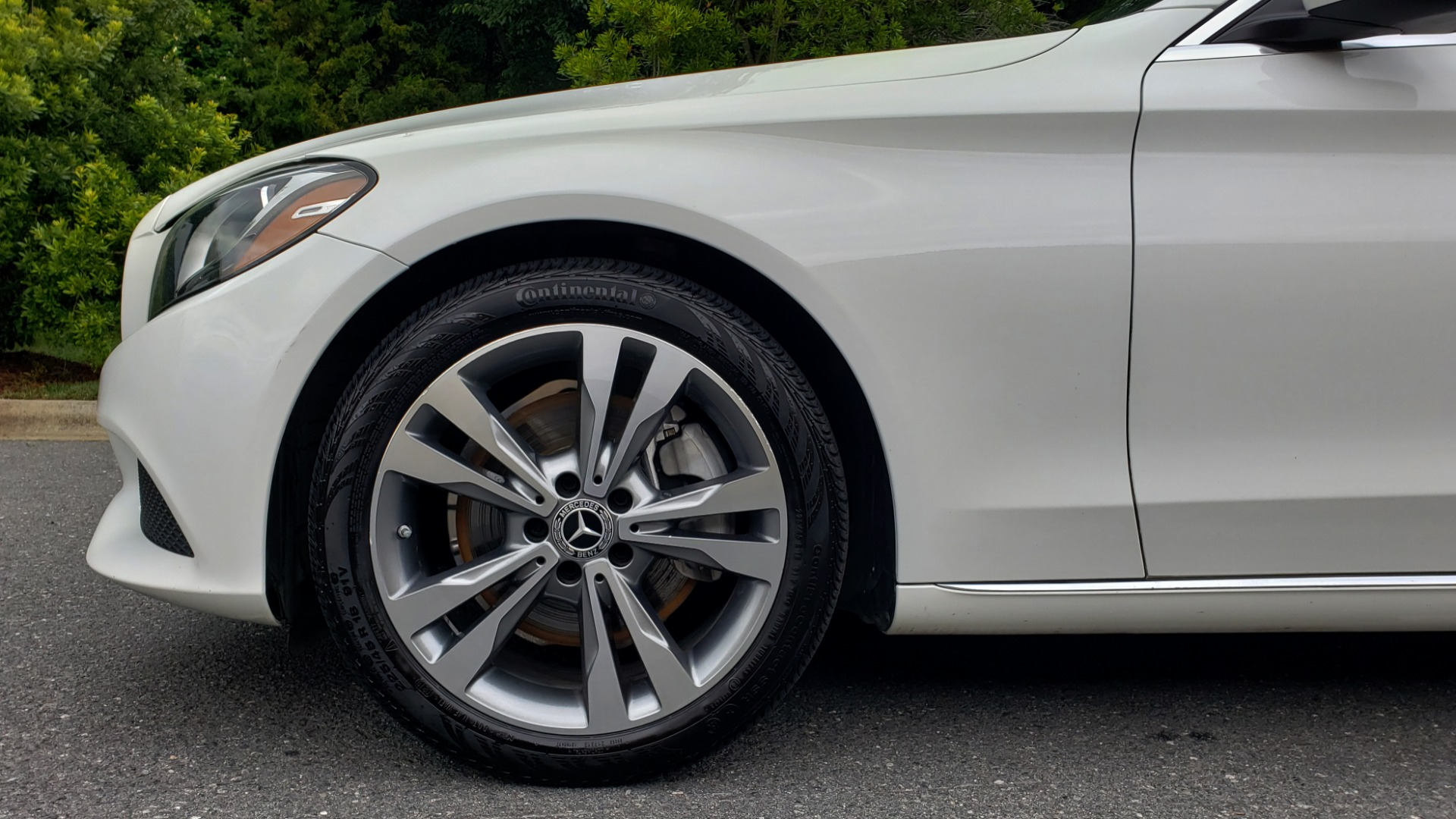 Used 2017 Mercedes-Benz C-CLASS C 300 PREMIUM SEDAN / NAV / PANO-ROOF / HTD STS / REARVIEW for sale Sold at Formula Imports in Charlotte NC 28227 9