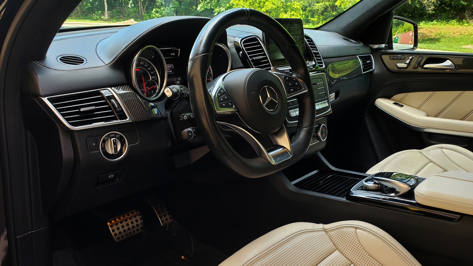 Used 2017 Mercedes-Benz GLS 63 AMG 4MATIC / NAV / SUNROOF / 3-ROW / REARVIEW for sale Sold at Formula Imports in Charlotte NC 28227 41