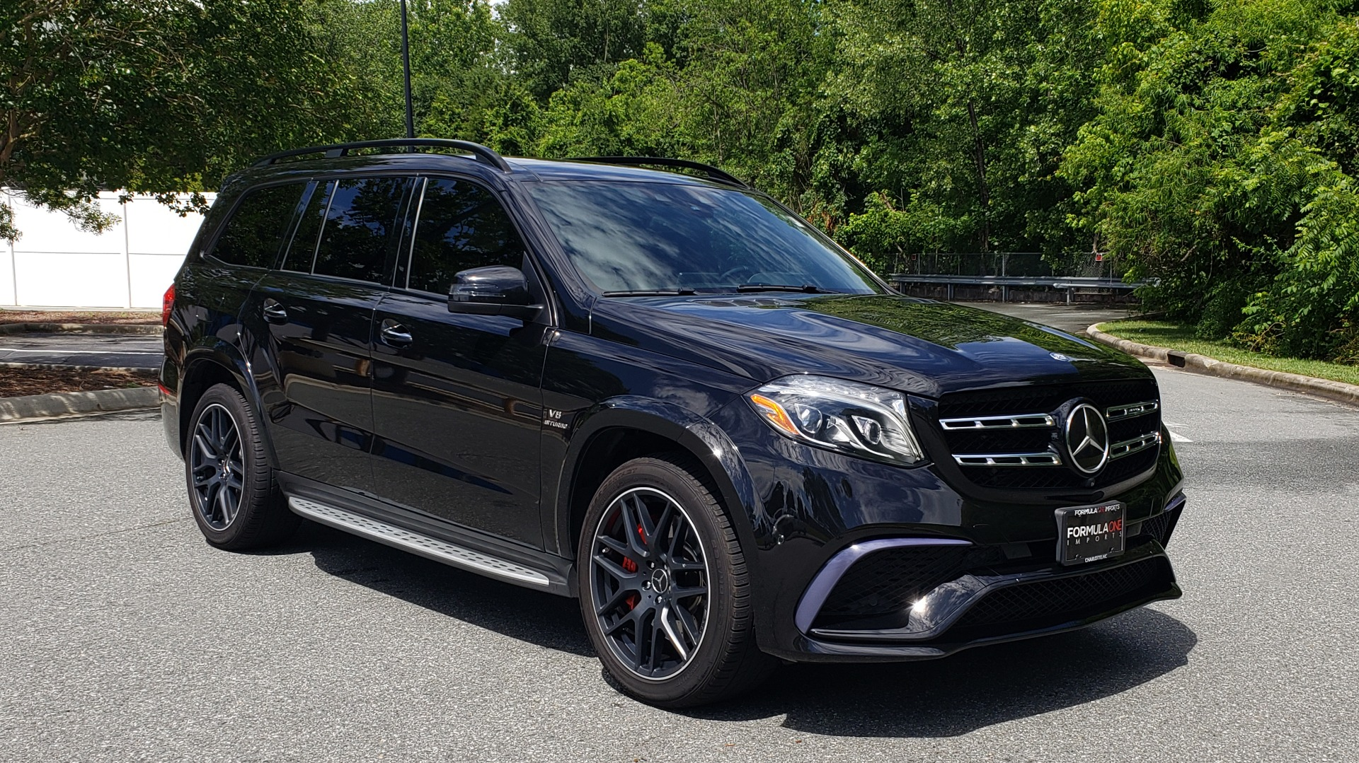 Used 2017 Mercedes-Benz GLS 63 AMG 4MATIC / NAV / SUNROOF / 3-ROW / REARVIEW for sale Sold at Formula Imports in Charlotte NC 28227 6