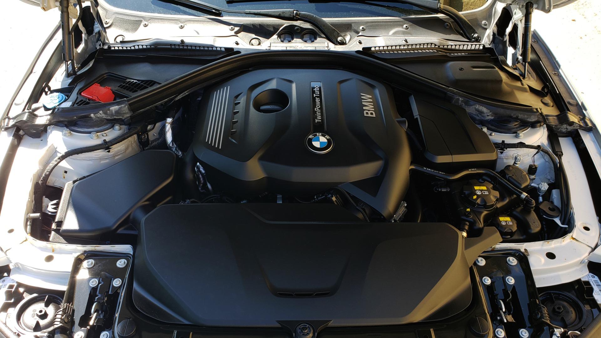 Used 2017 BMW 3 SERIES 330I SPORT SEDAN / DRVR ASST PKG / SUNROOF / REARVIEW for sale Sold at Formula Imports in Charlotte NC 28227 10