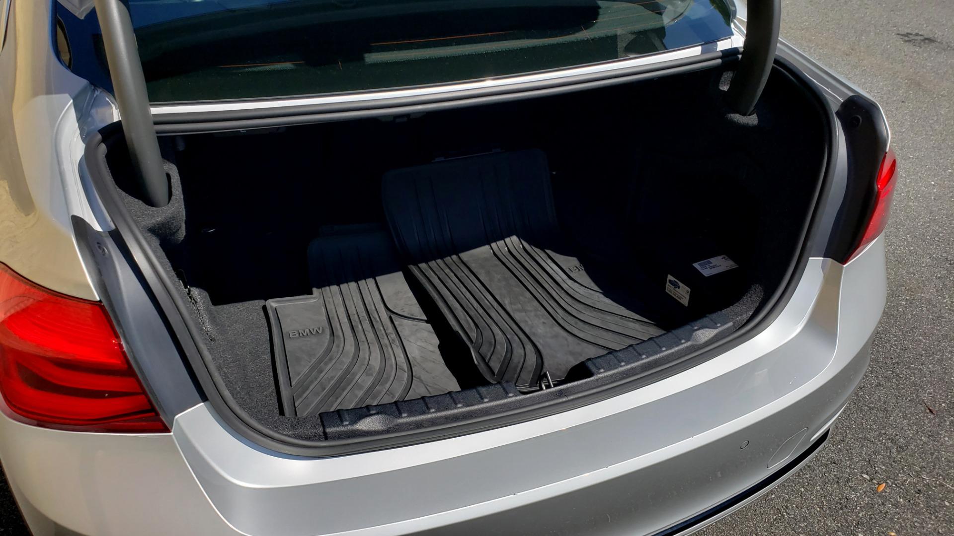 Used 2017 BMW 3 SERIES 330I SPORT SEDAN / DRVR ASST PKG / SUNROOF / REARVIEW for sale Sold at Formula Imports in Charlotte NC 28227 13