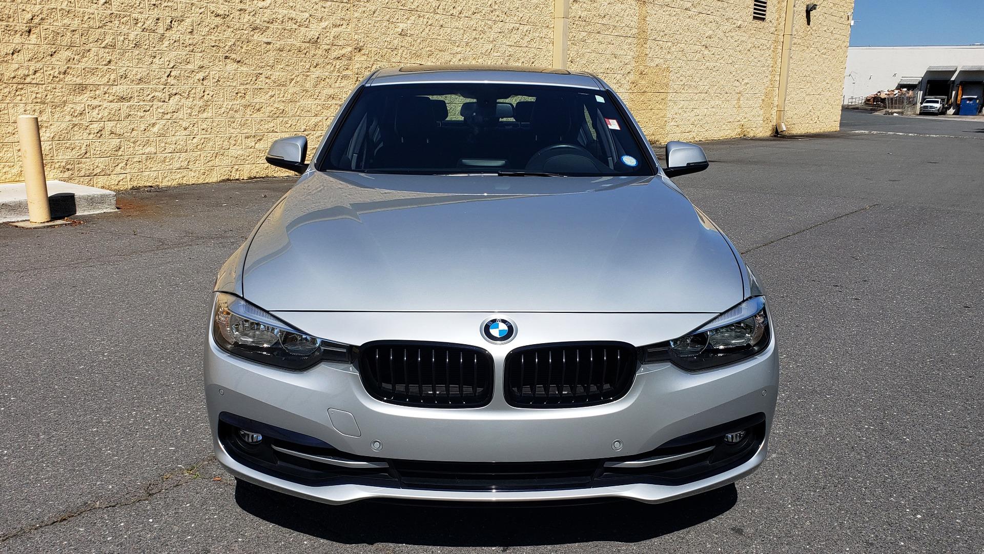 Used 2017 BMW 3 SERIES 330I SPORT SEDAN / DRVR ASST PKG / SUNROOF / REARVIEW for sale Sold at Formula Imports in Charlotte NC 28227 19