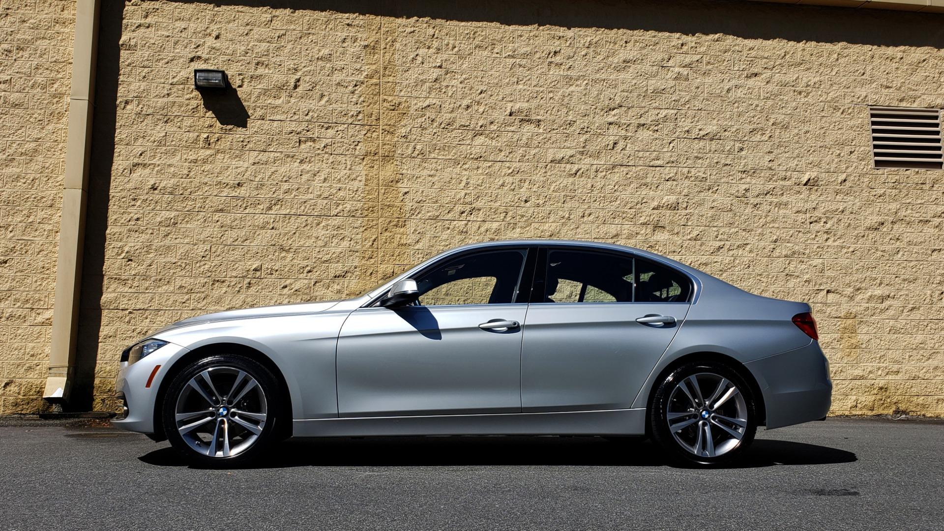 Used 2017 BMW 3 SERIES 330I SPORT SEDAN / DRVR ASST PKG / SUNROOF / REARVIEW for sale Sold at Formula Imports in Charlotte NC 28227 2