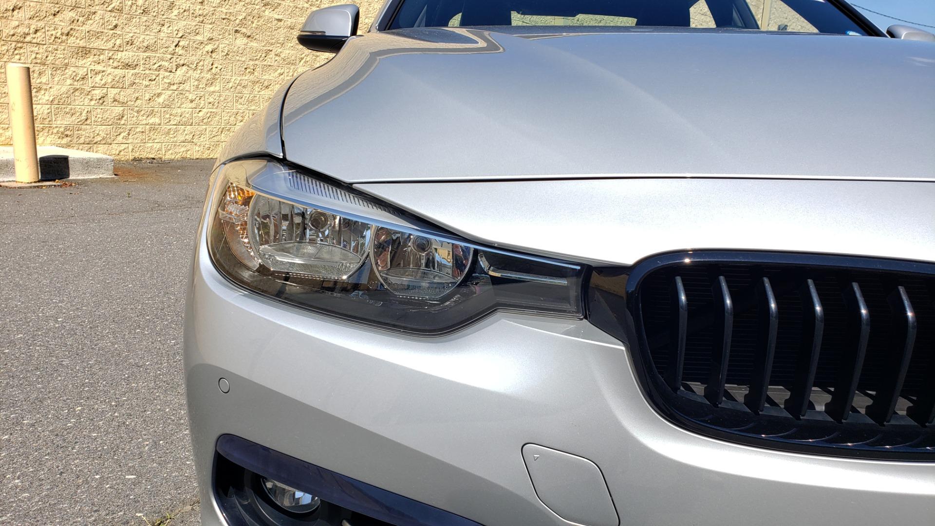 Used 2017 BMW 3 SERIES 330I SPORT SEDAN / DRVR ASST PKG / SUNROOF / REARVIEW for sale Sold at Formula Imports in Charlotte NC 28227 20