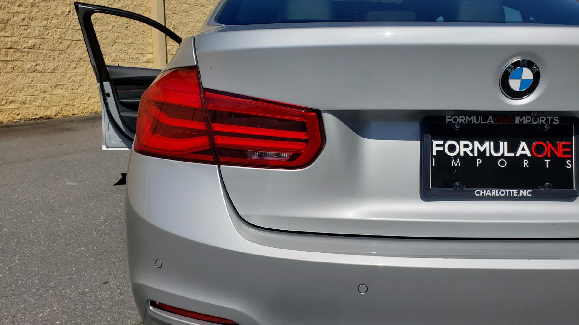Used 2017 BMW 3 SERIES 330I SPORT SEDAN / DRVR ASST PKG / SUNROOF / REARVIEW for sale Sold at Formula Imports in Charlotte NC 28227 25