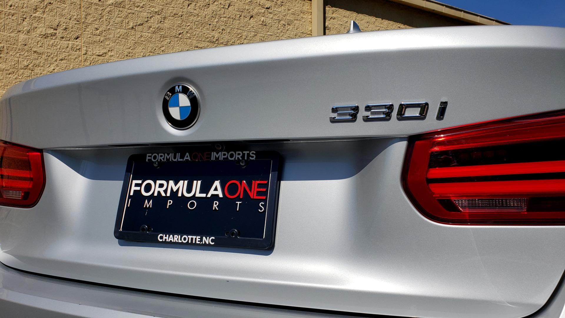 Used 2017 BMW 3 SERIES 330I SPORT SEDAN / DRVR ASST PKG / SUNROOF / REARVIEW for sale Sold at Formula Imports in Charlotte NC 28227 27