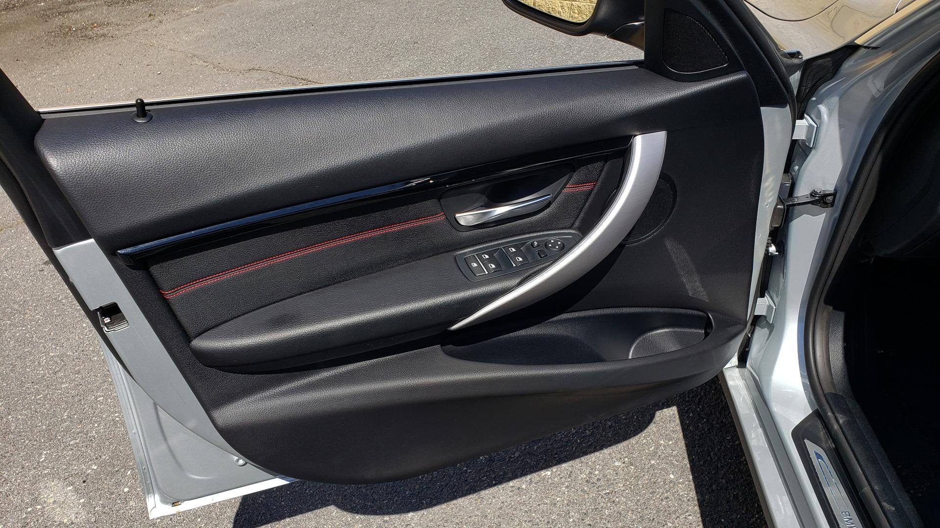 Used 2017 BMW 3 SERIES 330I SPORT SEDAN / DRVR ASST PKG / SUNROOF / REARVIEW for sale Sold at Formula Imports in Charlotte NC 28227 28