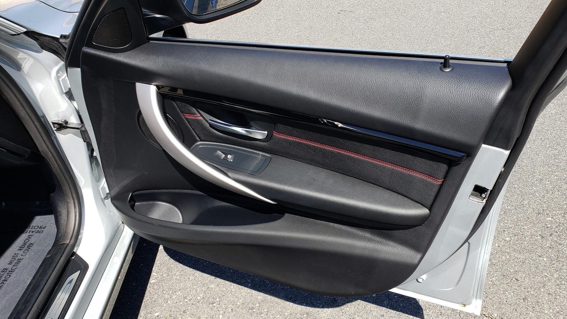 Used 2017 BMW 3 SERIES 330I SPORT SEDAN / DRVR ASST PKG / SUNROOF / REARVIEW for sale Sold at Formula Imports in Charlotte NC 28227 29