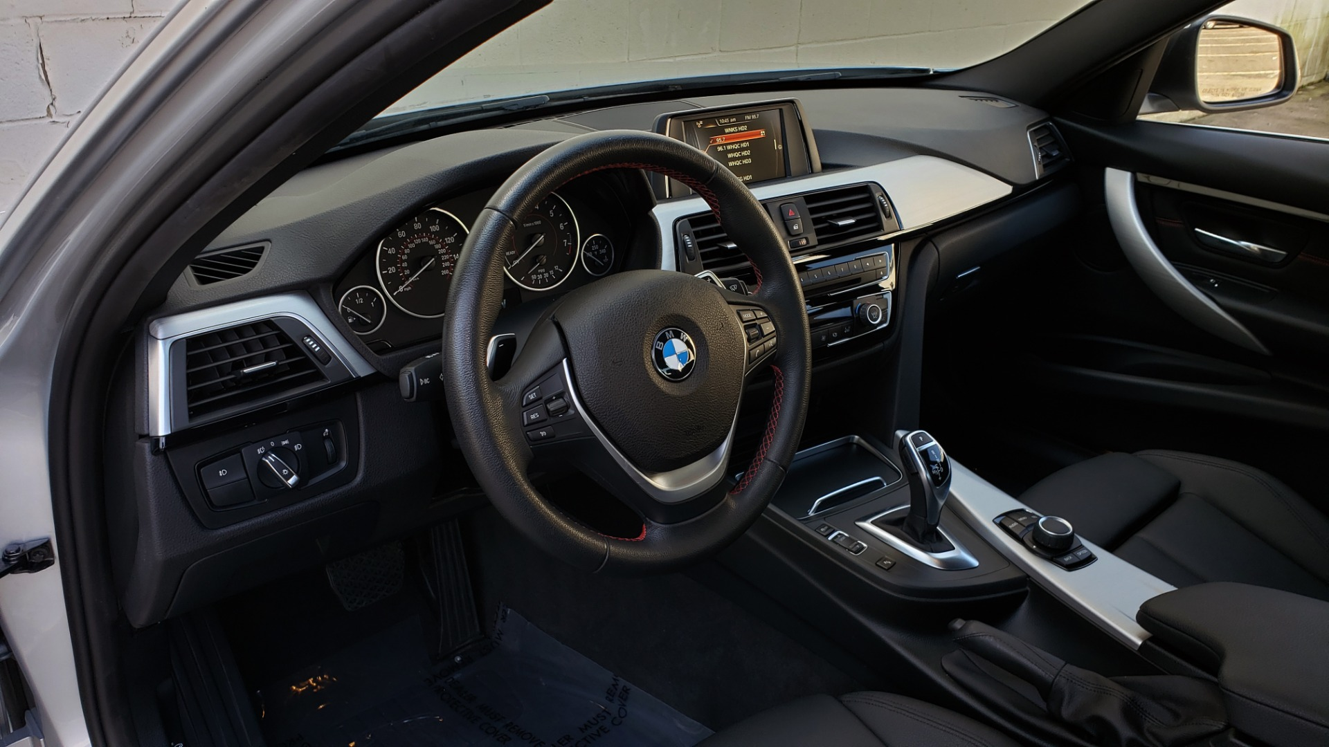 Used 2017 BMW 3 SERIES 330I SPORT SEDAN / DRVR ASST PKG / SUNROOF / REARVIEW for sale Sold at Formula Imports in Charlotte NC 28227 36