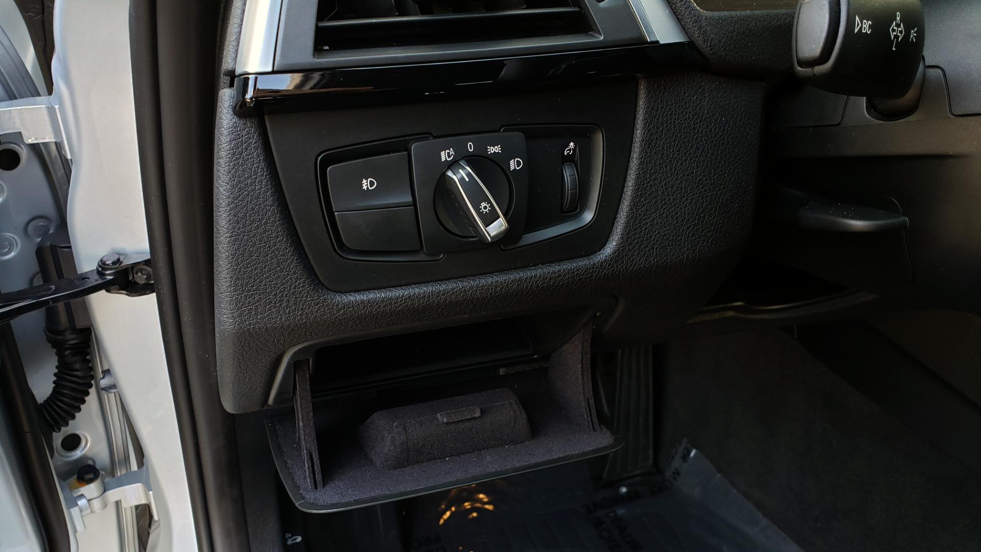 Used 2017 BMW 3 SERIES 330I SPORT SEDAN / DRVR ASST PKG / SUNROOF / REARVIEW for sale Sold at Formula Imports in Charlotte NC 28227 38