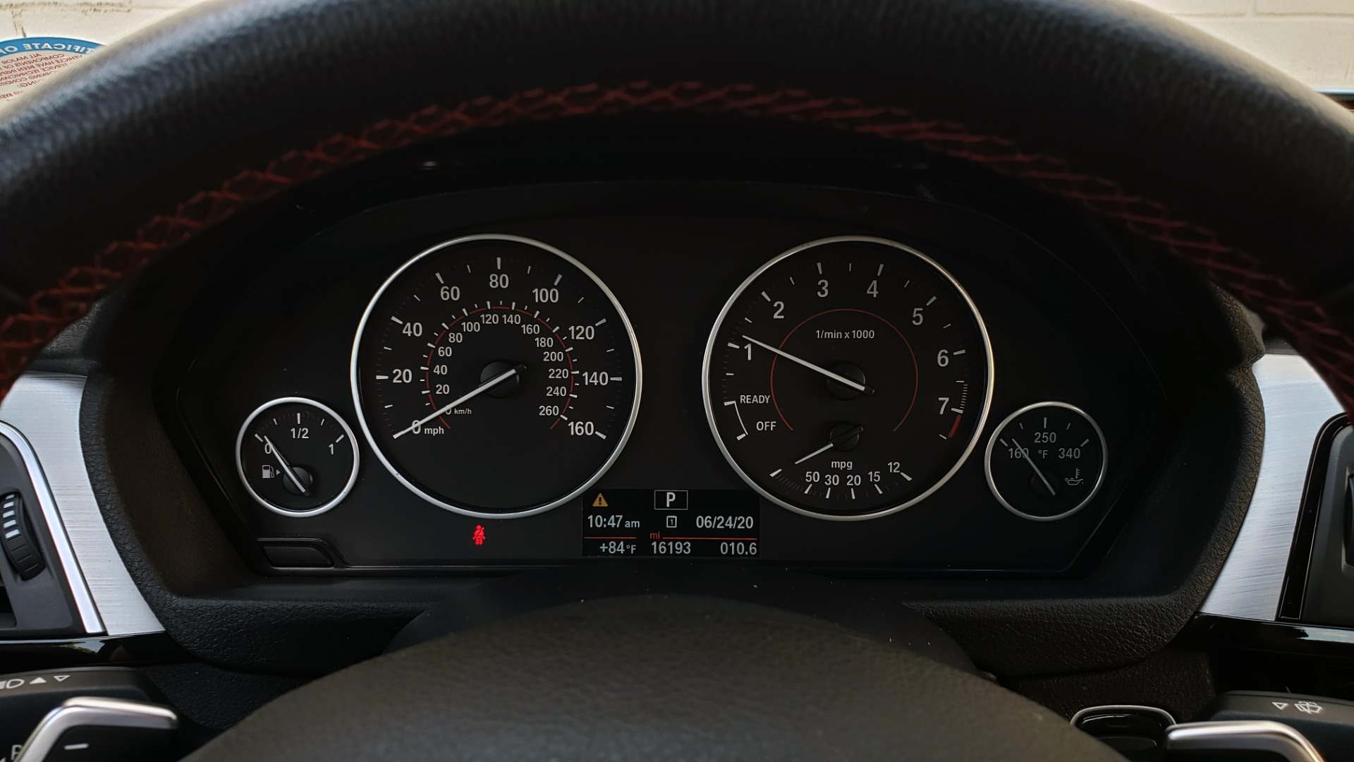 Used 2017 BMW 3 SERIES 330I SPORT SEDAN / DRVR ASST PKG / SUNROOF / REARVIEW for sale Sold at Formula Imports in Charlotte NC 28227 39