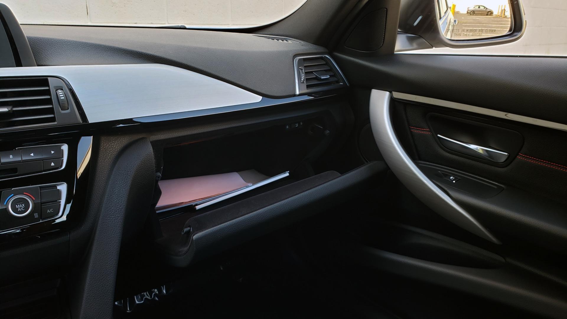 Used 2017 BMW 3 SERIES 330I SPORT SEDAN / DRVR ASST PKG / SUNROOF / REARVIEW for sale Sold at Formula Imports in Charlotte NC 28227 49