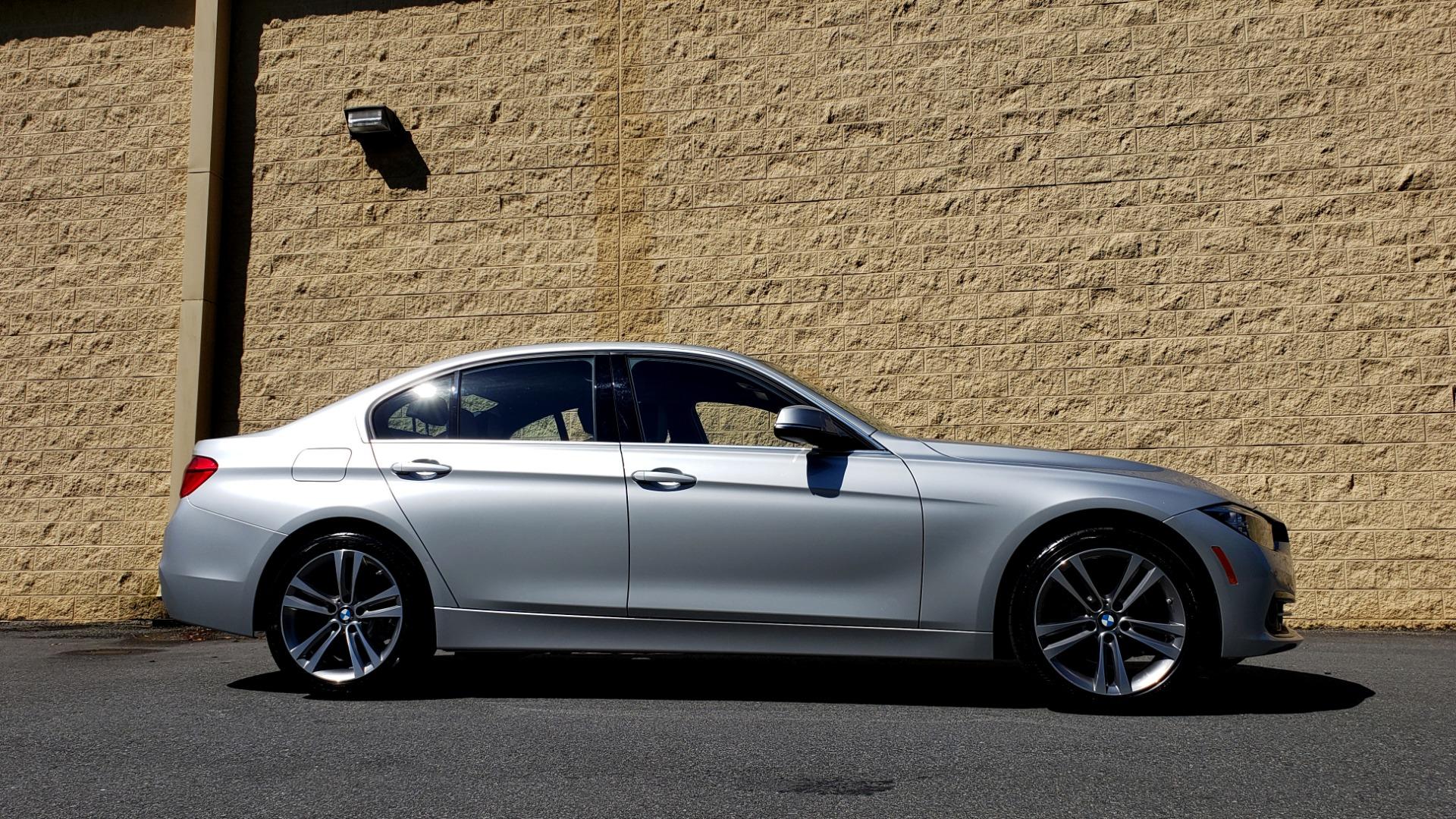 Used 2017 BMW 3 SERIES 330I SPORT SEDAN / DRVR ASST PKG / SUNROOF / REARVIEW for sale Sold at Formula Imports in Charlotte NC 28227 5